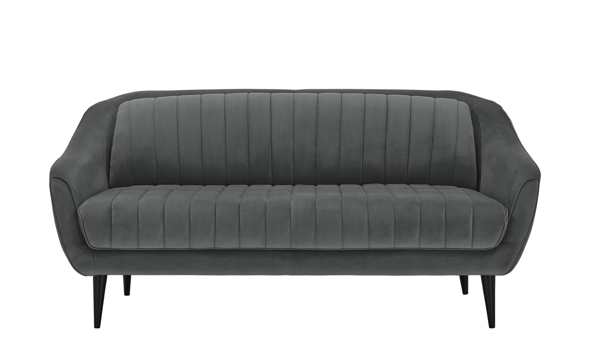 Sofa  Sophia ¦ grau ¦ Maße (cm): B: 190 H: 83 T: 90 Polstermöbel > Sofas > Einzelsofas - Höffner