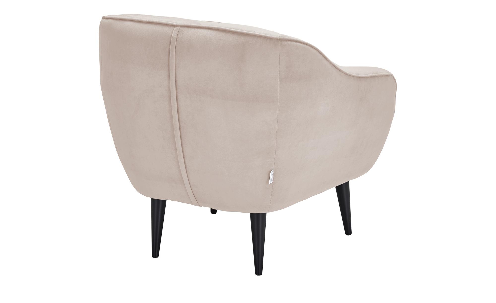 Sessel  Sophia ¦ rosa/pink ¦ Maße (cm): B: 86 H: 83 T: 90 Polstermöbel > Sessel > Polstersessel - Höffner