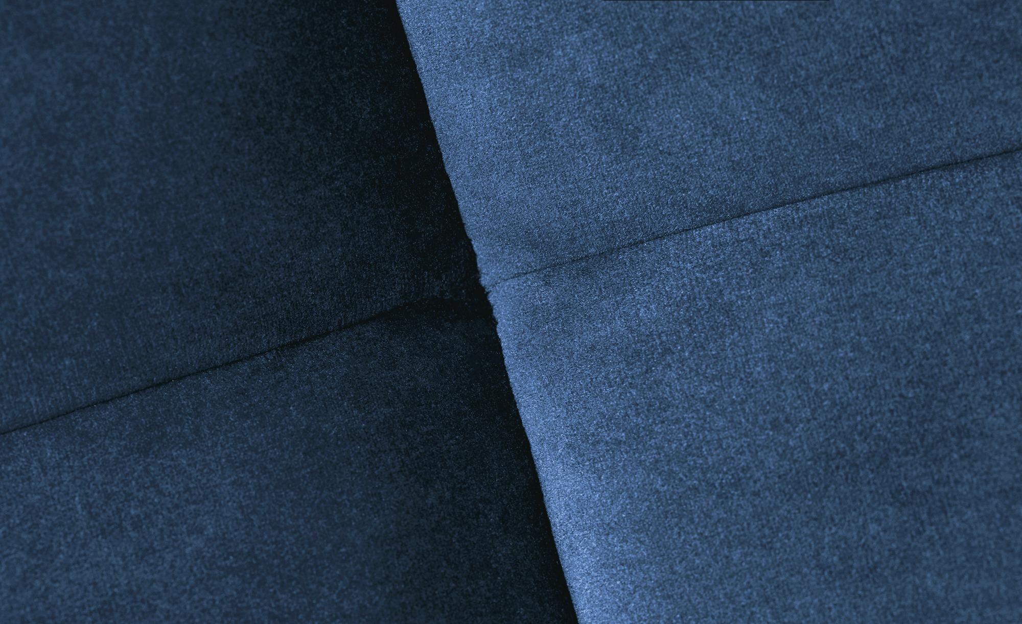 uno Wohnlandschaft  Orion ¦ blau ¦ Maße (cm): H: 70 Polstermöbel > Sofas > Wohnlandschaften - Höffner