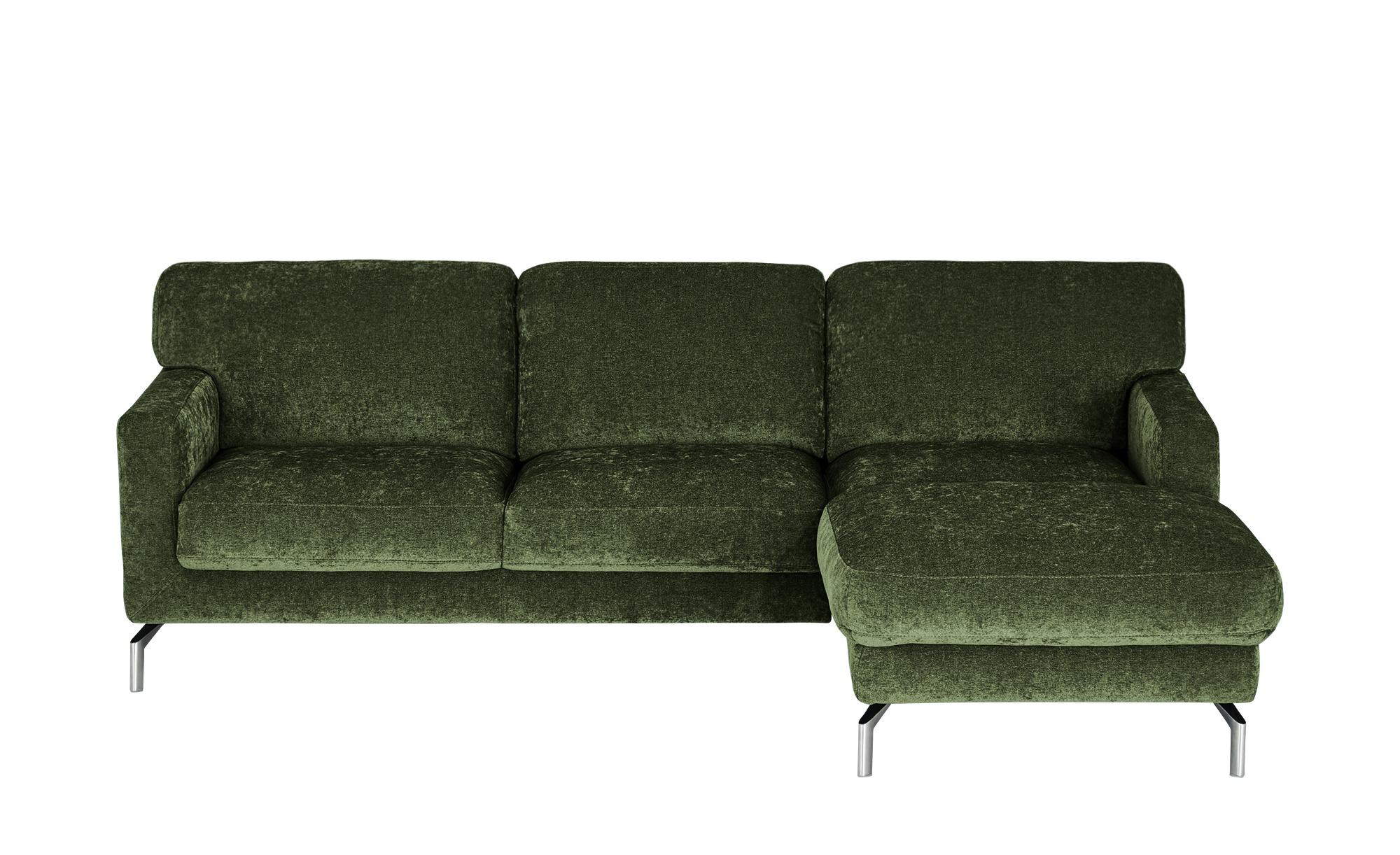 smart Ecksofa  Tine ¦ grün ¦ Maße (cm): H: 82 Polstermöbel > Sofas > Ecksofas - Höffner
