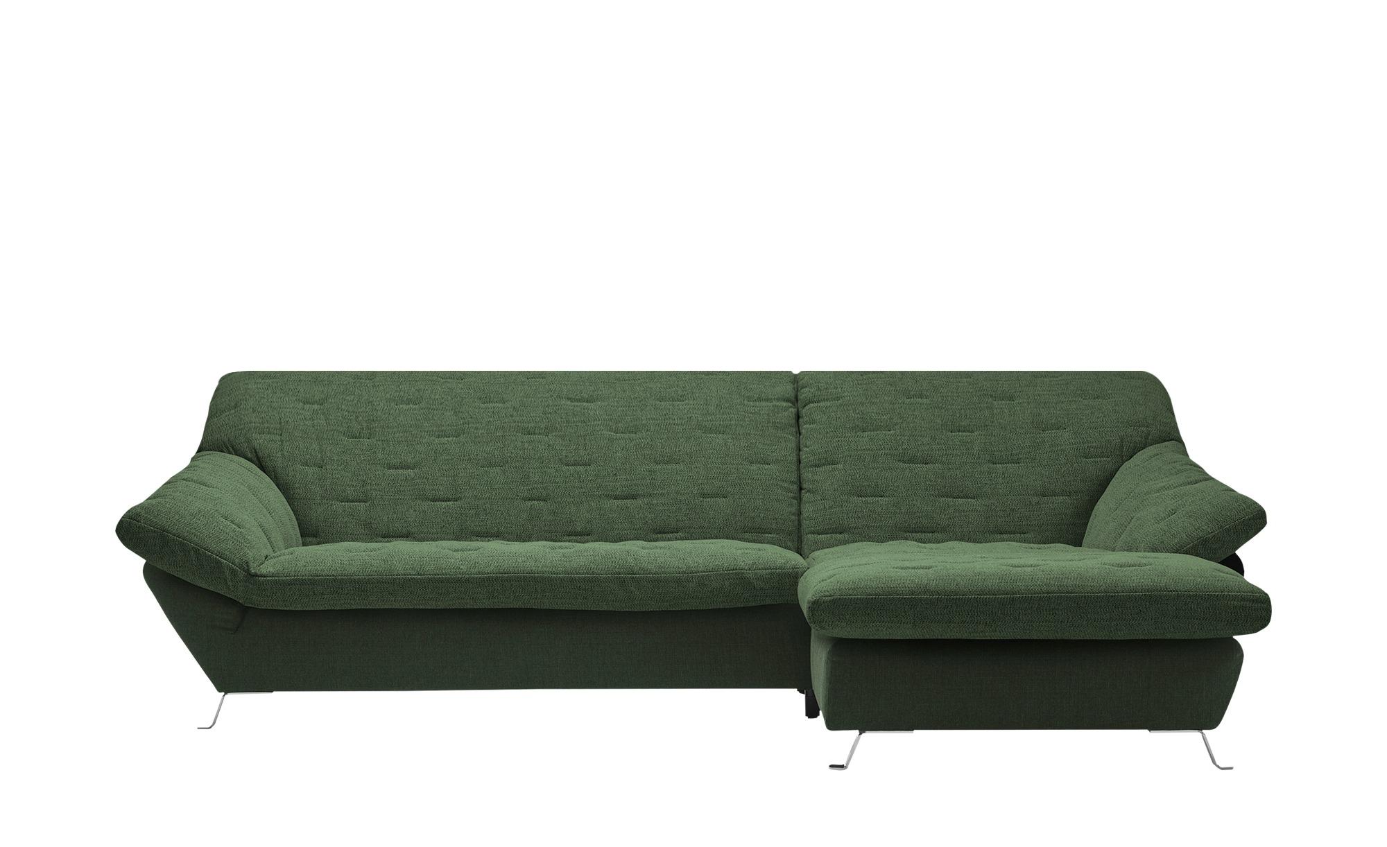 Ecksofa  Cher ¦ grün ¦ Maße (cm): H: 84 Polstermöbel > Sofas > Ecksofas - Höffner