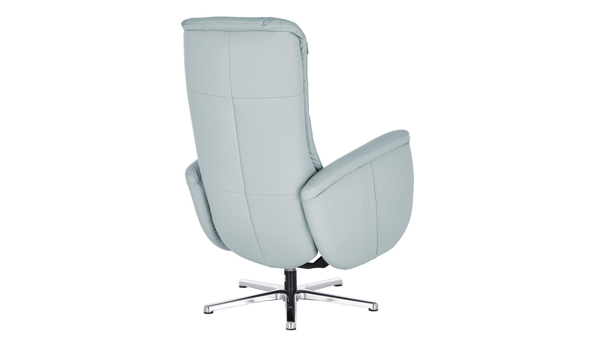 meinSofa Relaxsessel  Franzi-L ¦ blau ¦ Maße (cm): B: 71 H: 112 T: 83 Polstermöbel > Sessel > Fernsehsessel - Höffner