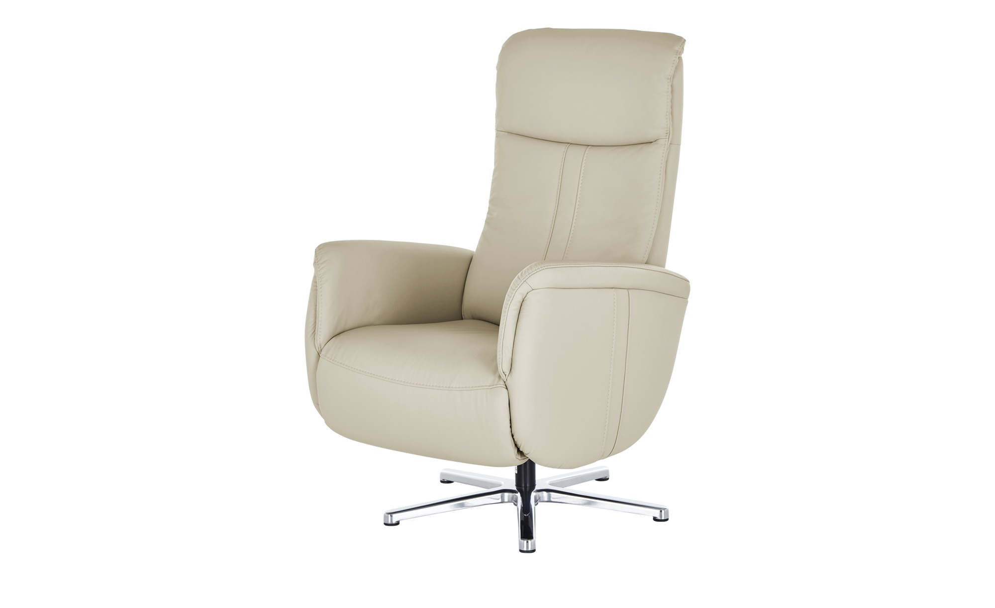 meinSofa Relaxsessel  Franzi-L ¦ creme ¦ Maße (cm): B: 71 H: 112 T: 83 Polstermöbel > Sessel > Fernsehsessel - Höffner
