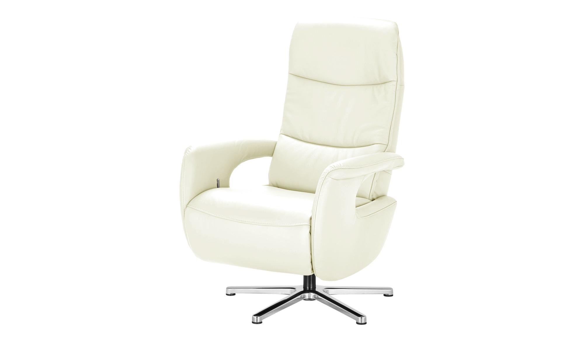 Hukla Relaxsessel  Enno ¦ weiß ¦ Maße (cm): B: 72 H: 110 T: 85 Polstermöbel > Sessel > Fernsehsessel - Höffner