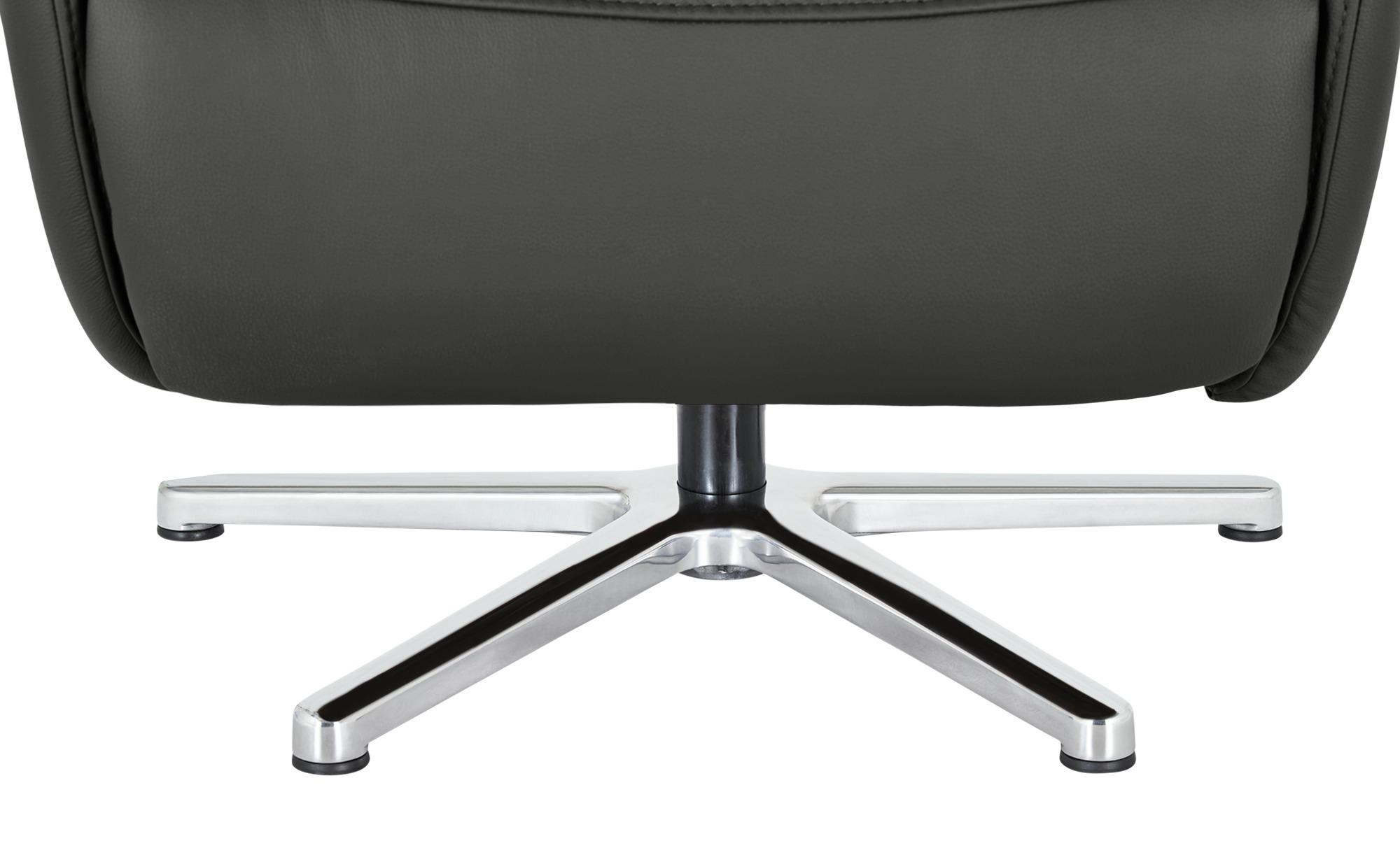 Hukla Relaxsessel  Enno ¦ schwarz ¦ Maße (cm): B: 72 H: 110 T: 85 Polstermöbel > Sessel > Fernsehsessel - Höffner