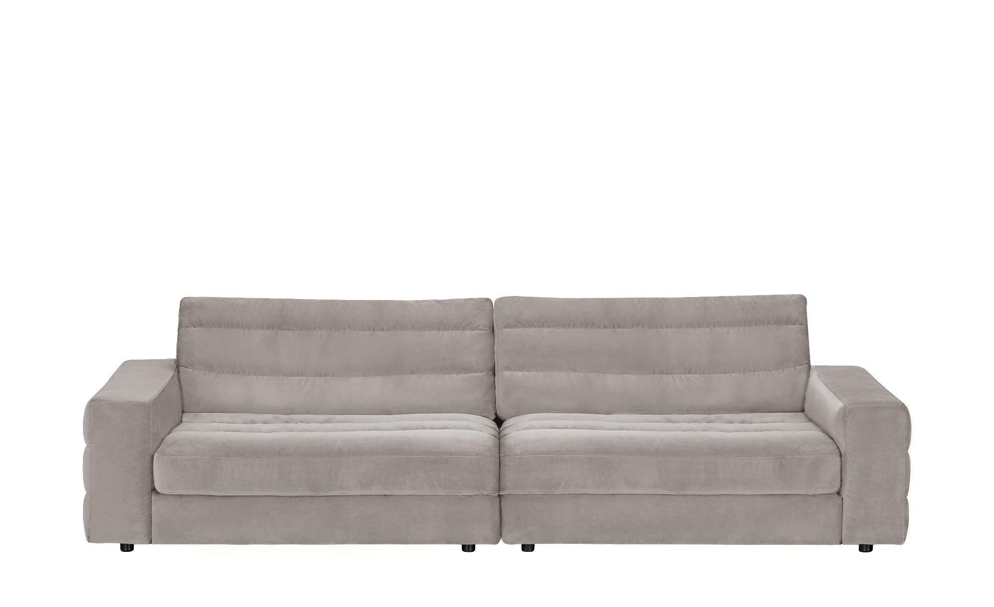 pop Big Sofa  Scarlatti ¦ beige ¦ Maße (cm): B: 296 H: 83 T: 125 Polstermöbel > Sofas > Big-Sofas - Höffner
