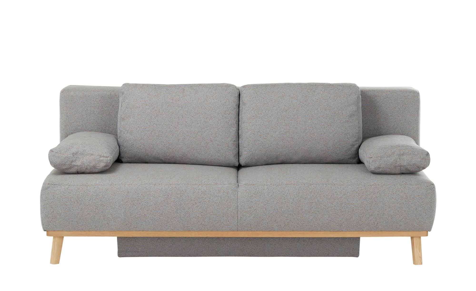 Schlafcouch  Patti ¦ grau ¦ Maße (cm): B: 200 H: 94 T: 112 Polstermöbel > Sofas > Einzelsofas - Höffner