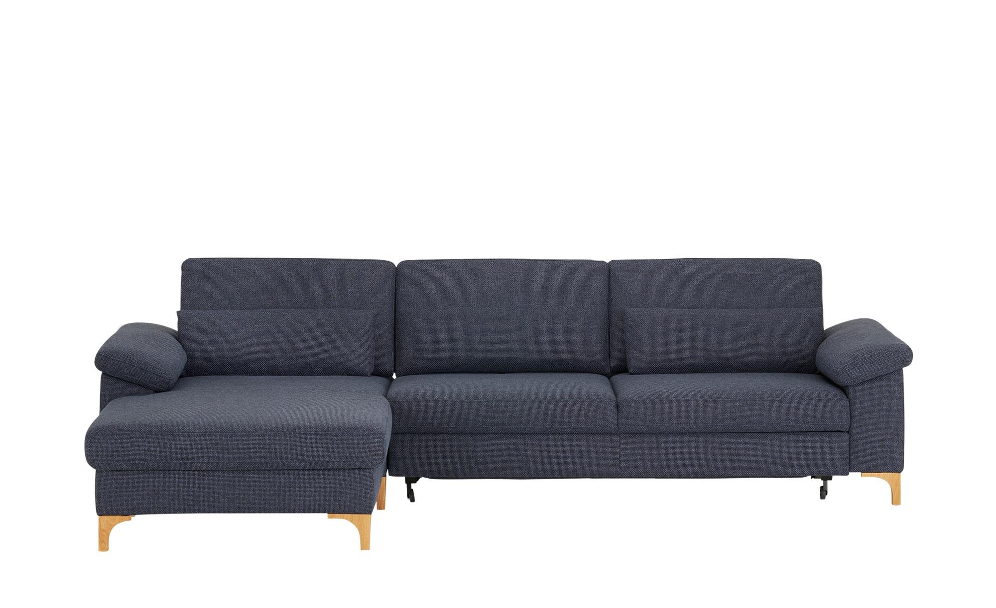 Max Schelling Ecksofa  Maximum Move ¦ blau ¦ Maße (cm): H: 82 Polstermöbel > Sofas > Ecksofas - Höffner