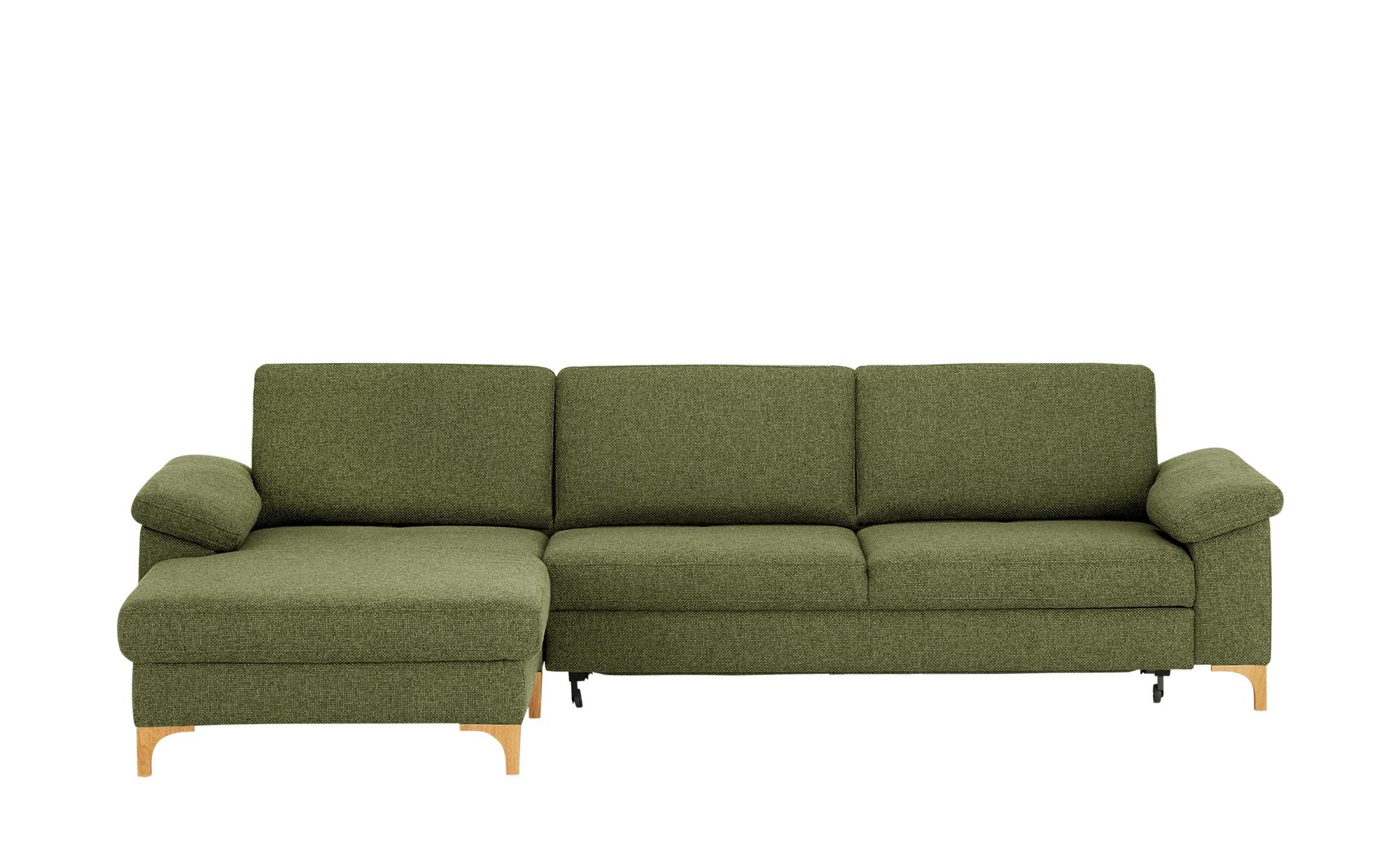 Max Schelling Ecksofa  Maximum Move ¦ grün ¦ Maße (cm): H: 82 Polstermöbel > Sofas > Ecksofas - Höffner