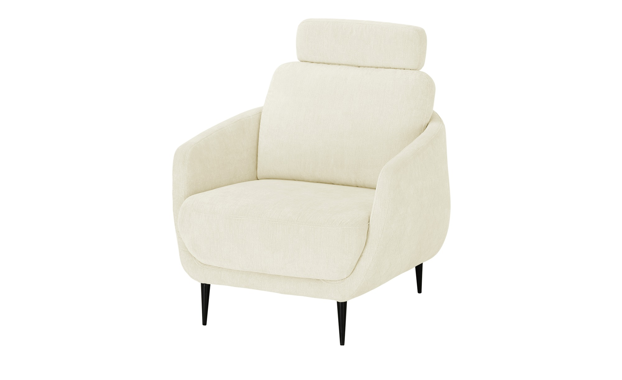 Max Schelling Sessel  Signature ¦ creme ¦ Maße (cm): B: 78 H: 79 T: 88 Polstermöbel > Sessel > Polstersessel - Höffner