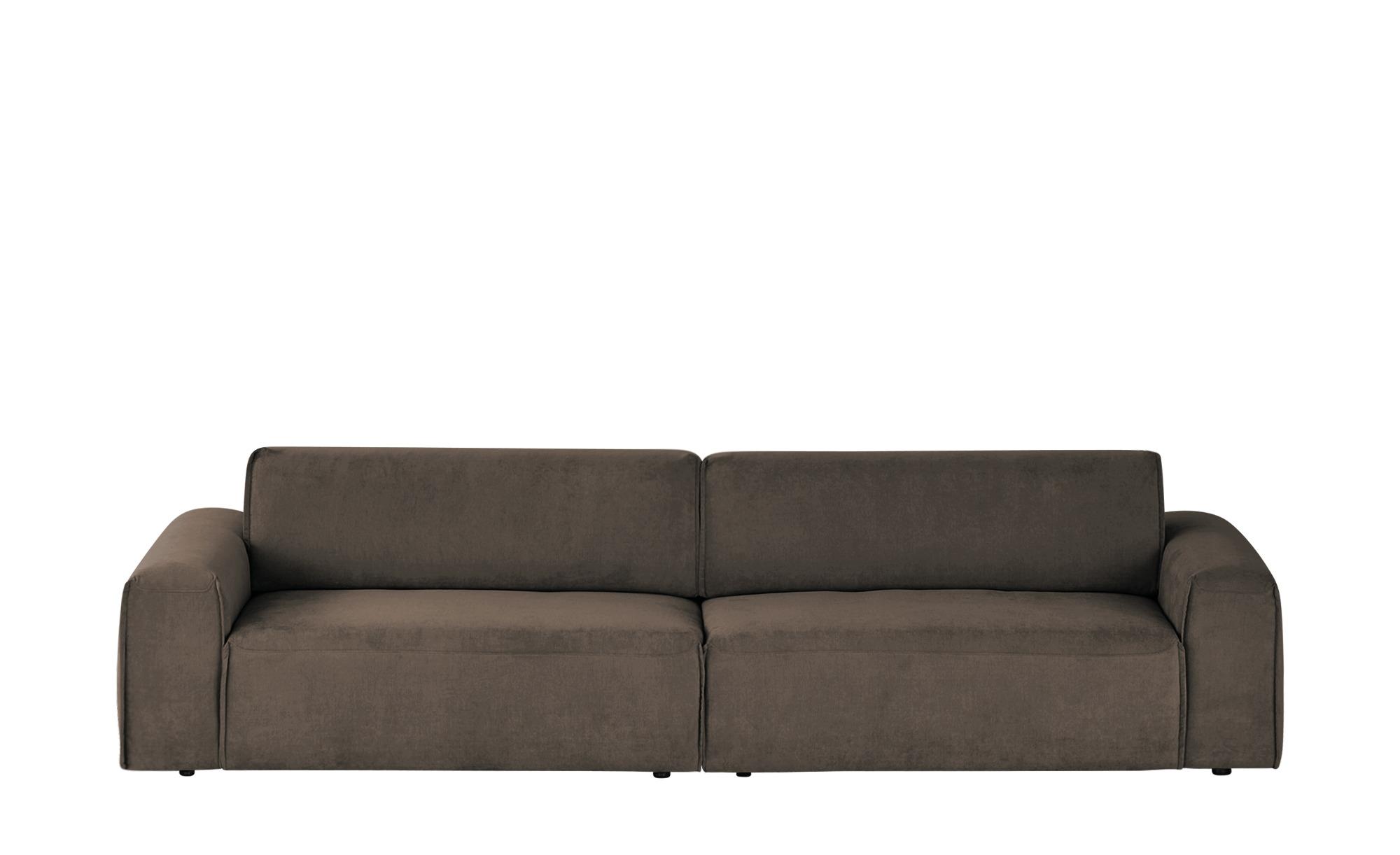 Max Schelling Big Sofa  Life ¦ braun ¦ Maße (cm): B: 296 T: 120 Polstermöbel > Sofas > Big-Sofas - Höffner