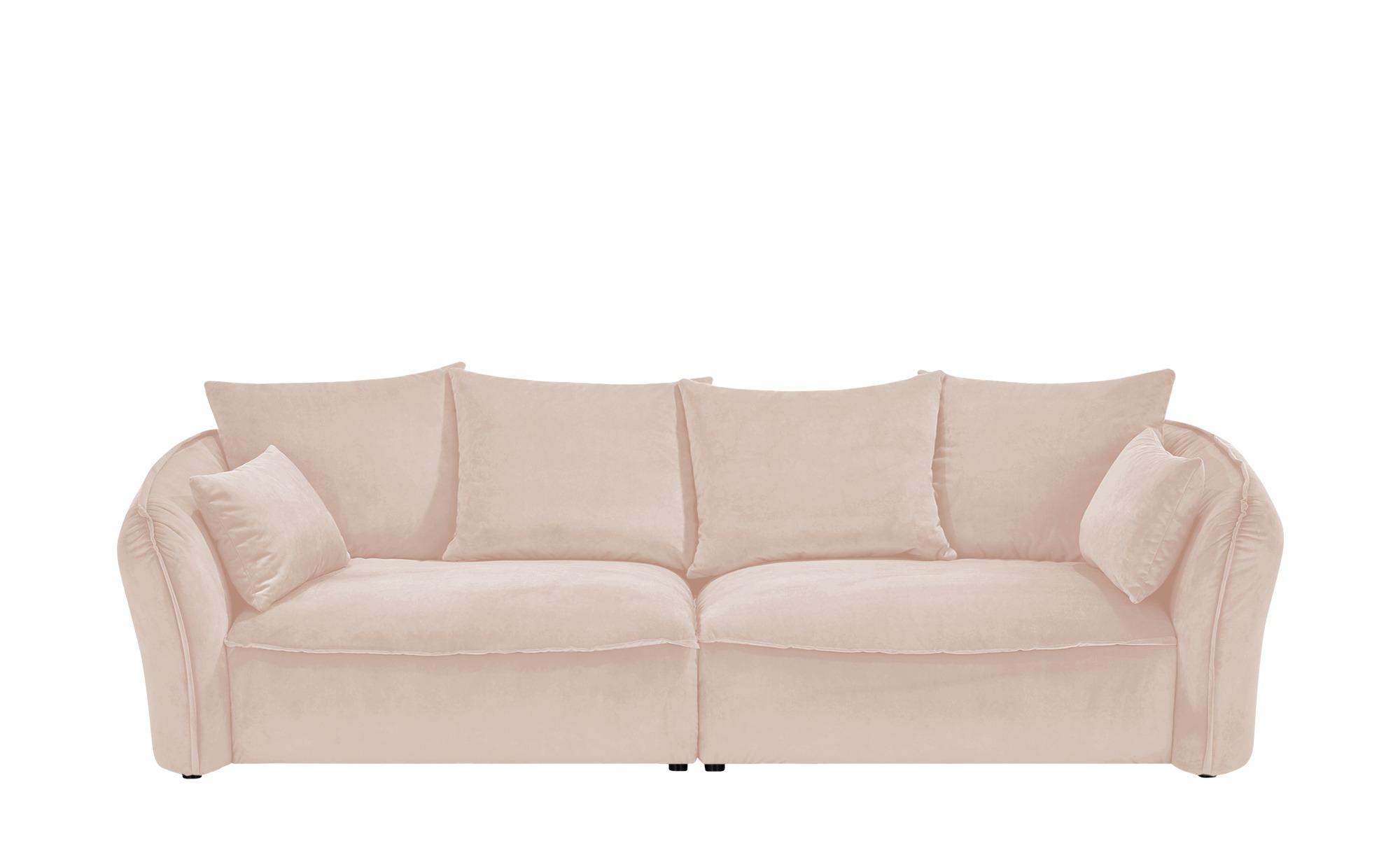 Megasofa  Yale ¦ rosa/pink ¦ Maße (cm): B: 280 H: 75 T: 118 Polstermöbel > Sofas > Einzelsofas - Höffner