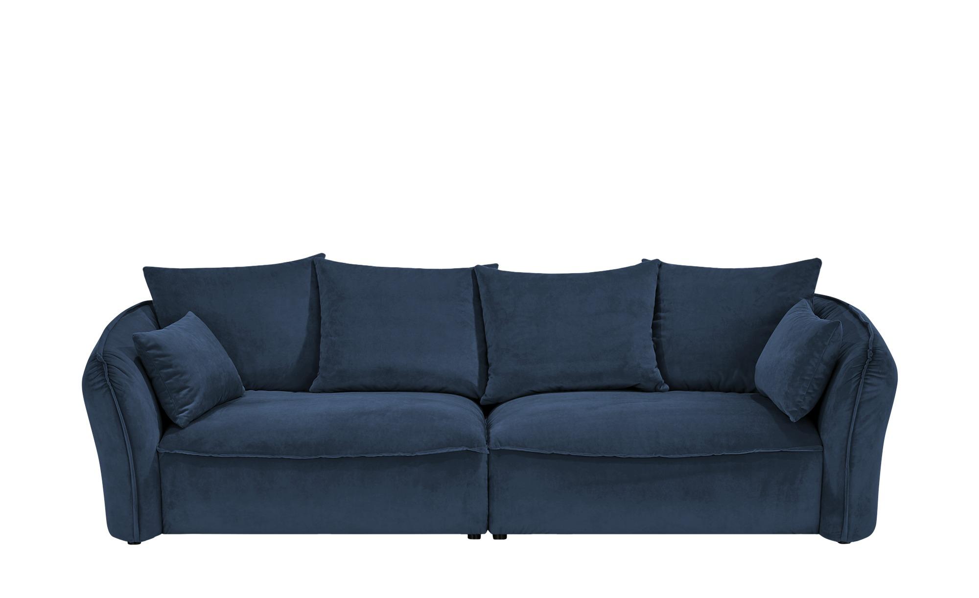 Megasofa  Yale ¦ blau ¦ Maße (cm): B: 280 H: 75 T: 118 Polstermöbel > Sofas > Einzelsofas - Höffner