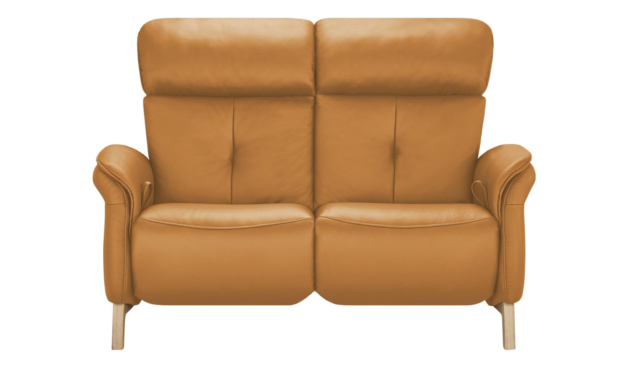 himolla Einzelsofa  4708 ¦ orange ¦ Maße (cm): B: 147 H: 97 T: 106 Polstermöbel > Sofas > 2-Sitzer - Höffner