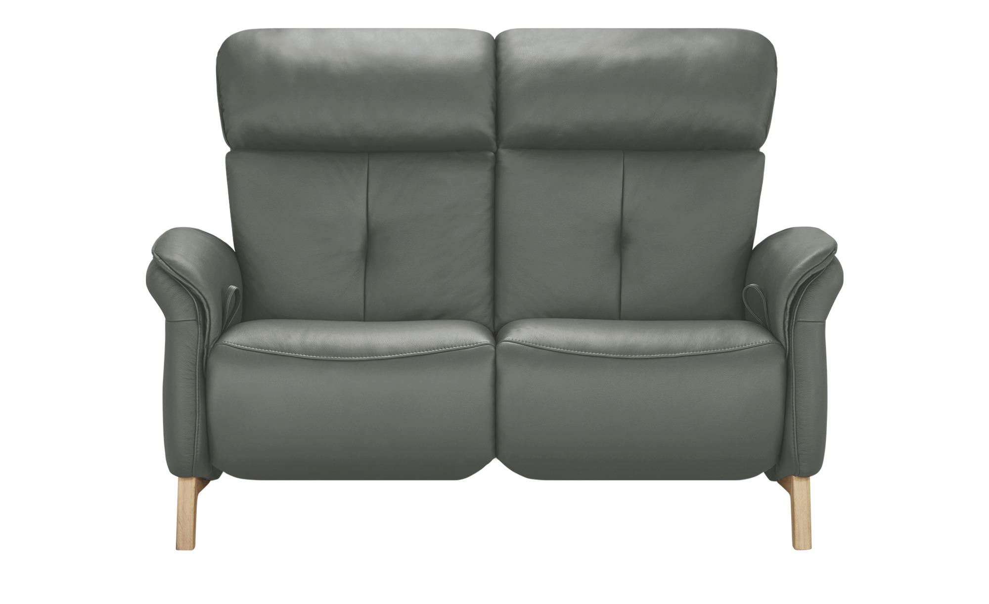 himolla Einzelsofa  4708 ¦ grau ¦ Maße (cm): B: 147 H: 97 T: 106 Polstermöbel > Sofas > 2-Sitzer - Höffner