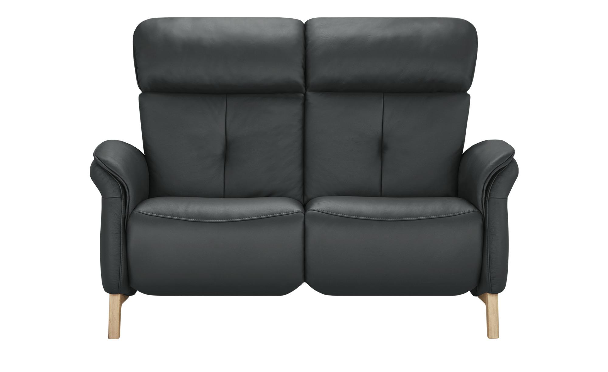 himolla Einzelsofa  4708 ¦ schwarz ¦ Maße (cm): B: 147 H: 97 T: 106 Polstermöbel > Sofas > 2-Sitzer - Höffner