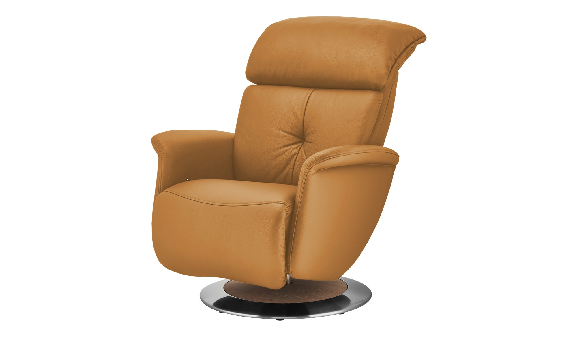 himolla Funktionssessel  7708 ¦ orange ¦ Maße (cm): B: 79 H: 99 T: 101 Polstermöbel > Sessel > Ledersessel - Höffner
