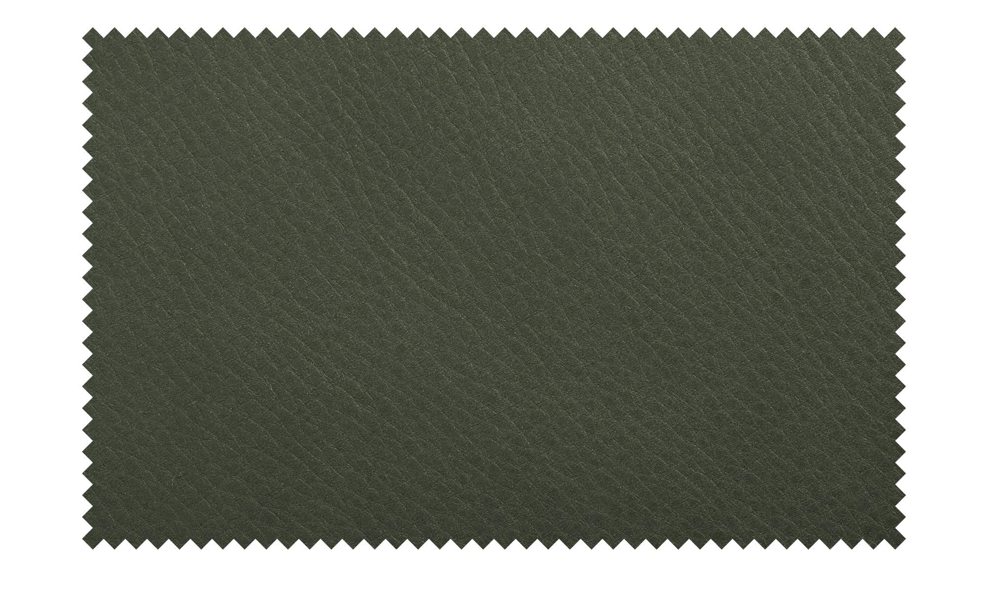 himolla Einzelsofa Leder  4818 ¦ grün ¦ Maße (cm): B: 217 H: 106 T: 92 Polstermöbel > Sofas > 3-Sitzer - Höffner