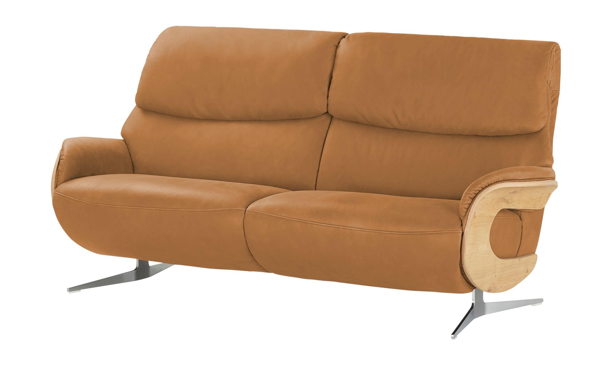 himolla Einzelsofa Leder 4818   Ocker (Orange)