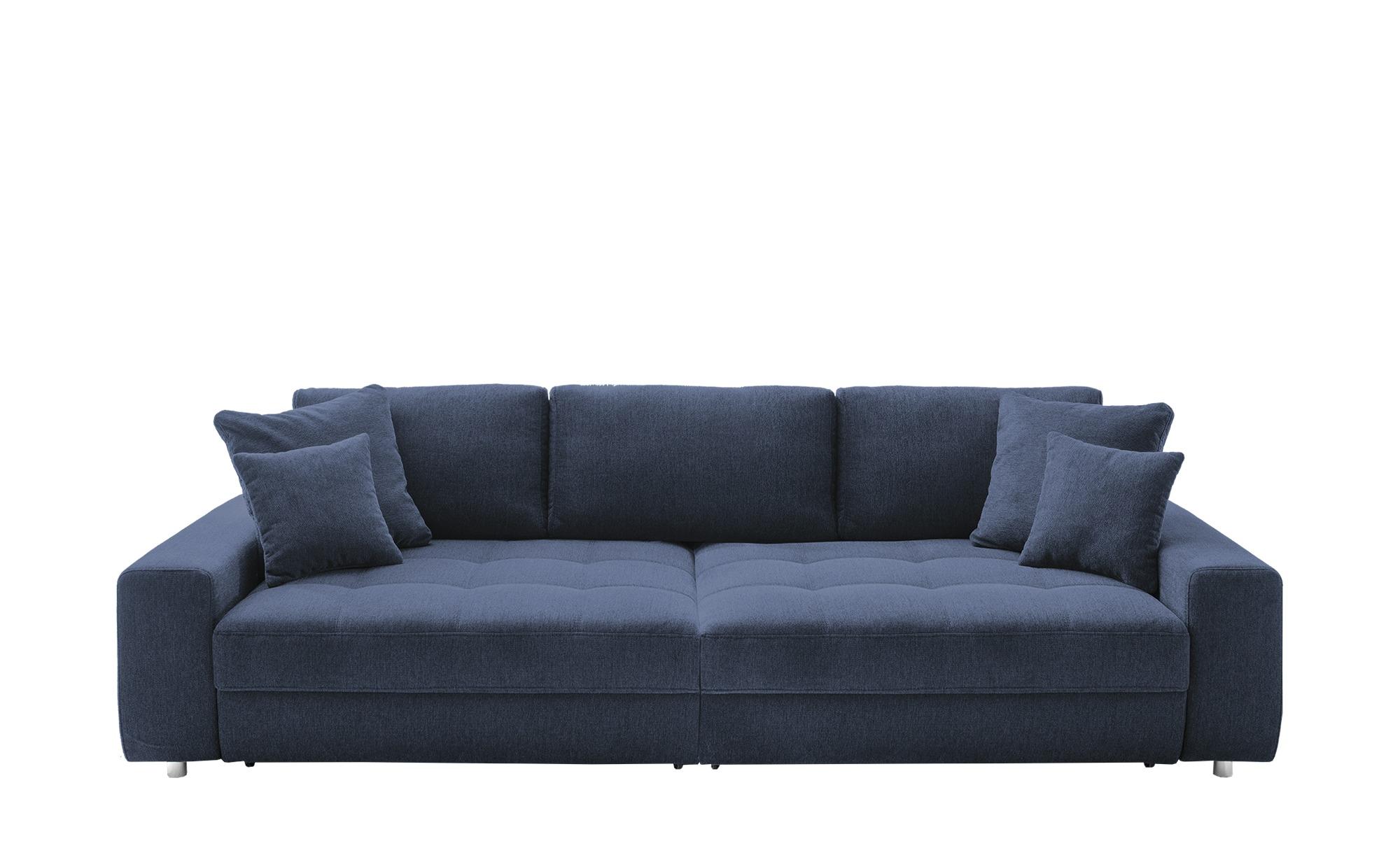 bobb Big Sofa  Arissa de Luxe ¦ blau ¦ Maße (cm): B: 292 H: 84 T: 120 Polstermöbel > Sofas > Big-Sofas - Höffner