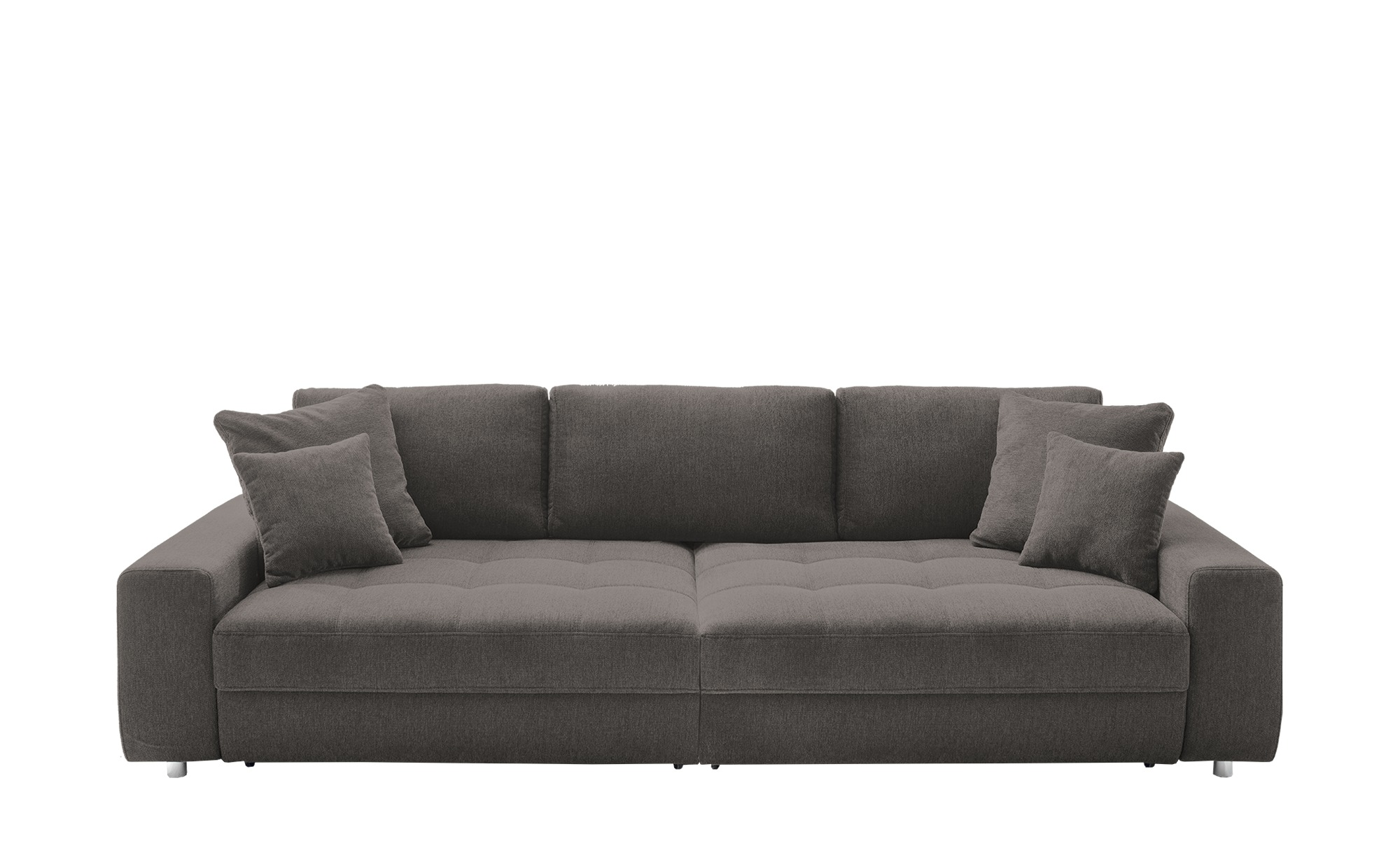 bobb Big Sofa  Arissa de Luxe ¦ braun ¦ Maße (cm): B: 292 H: 84 T: 120 Polstermöbel > Sofas > Big-Sofas - Höffner
