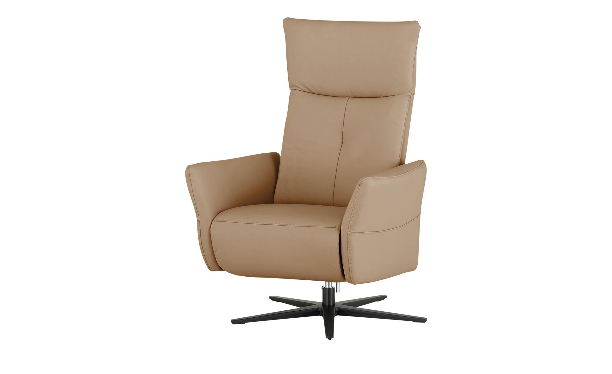 Wohnwert Funktionssessel  Katja ¦ braun ¦ Maße (cm): B: 79 H: 113 T: 80 Polstermöbel > Sessel > Drehsessel - Höffner