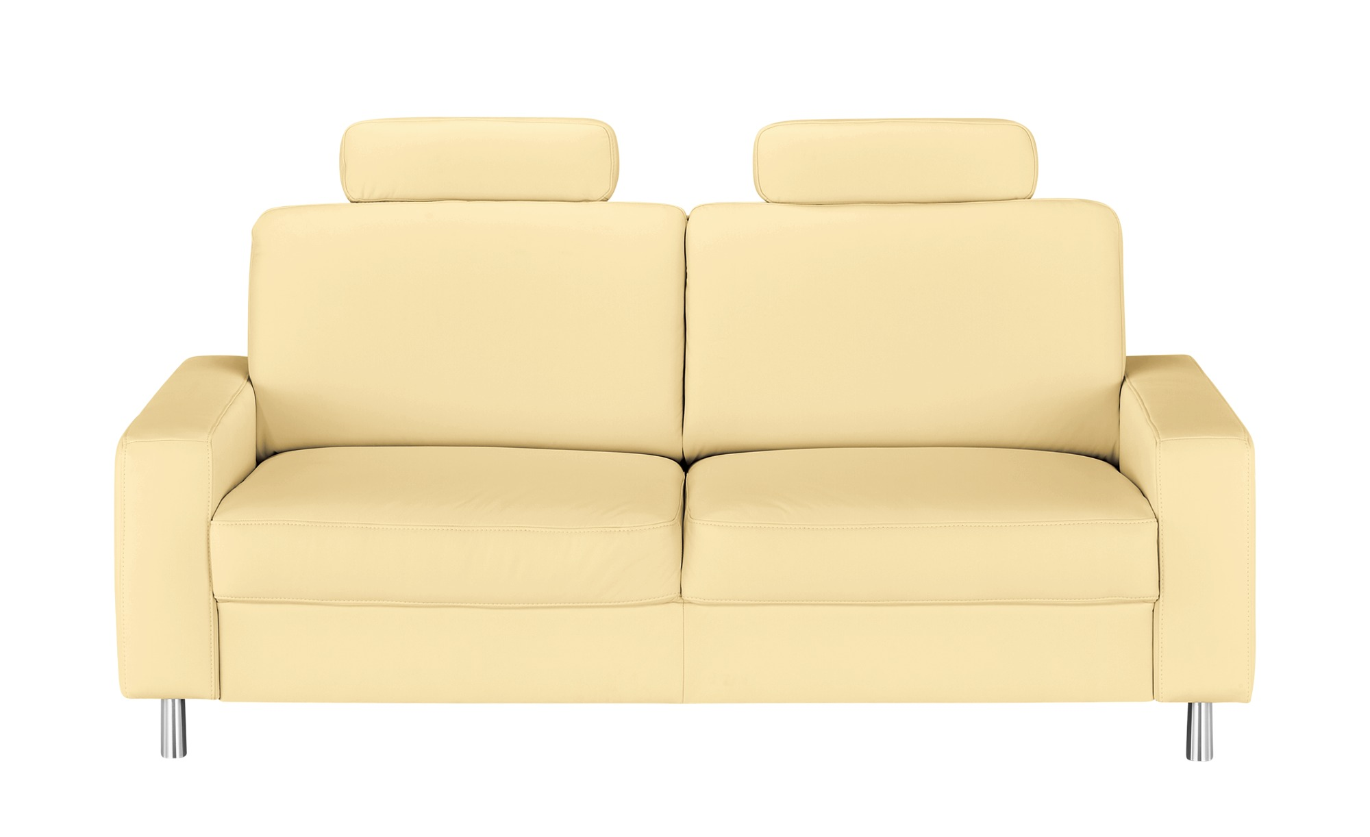 meinSofa Einzelsofa  Byron ¦ beige ¦ Maße (cm): B: 192 H: 86 T: 95 Polstermöbel > Sofas > 3-Sitzer - Höffner