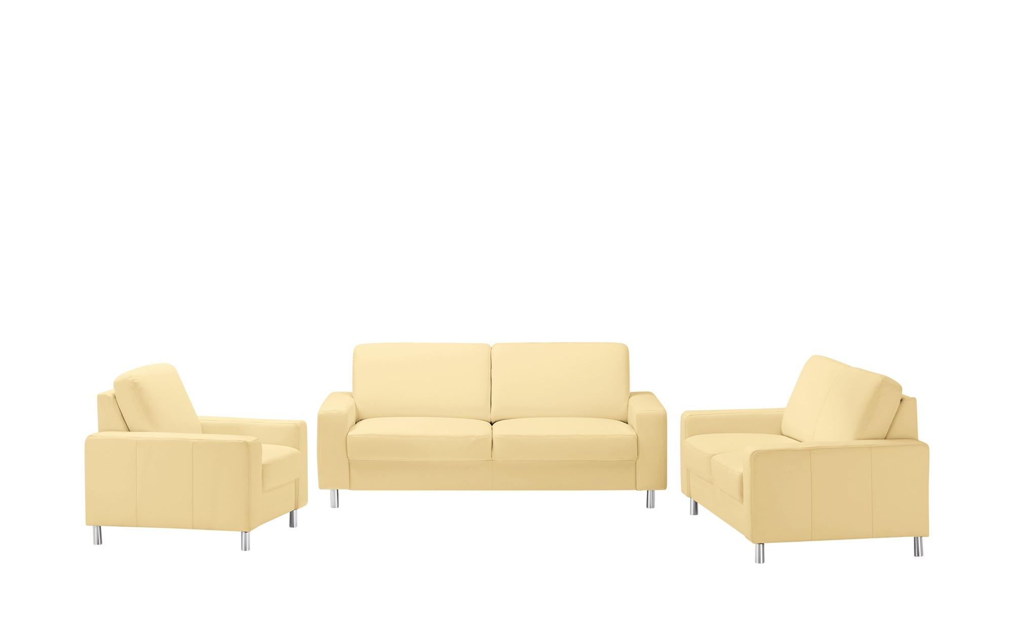 meinSofa Sitzgruppe  Byron ¦ beige Polstermöbel > Sofas > Sitzgruppen - Höffner