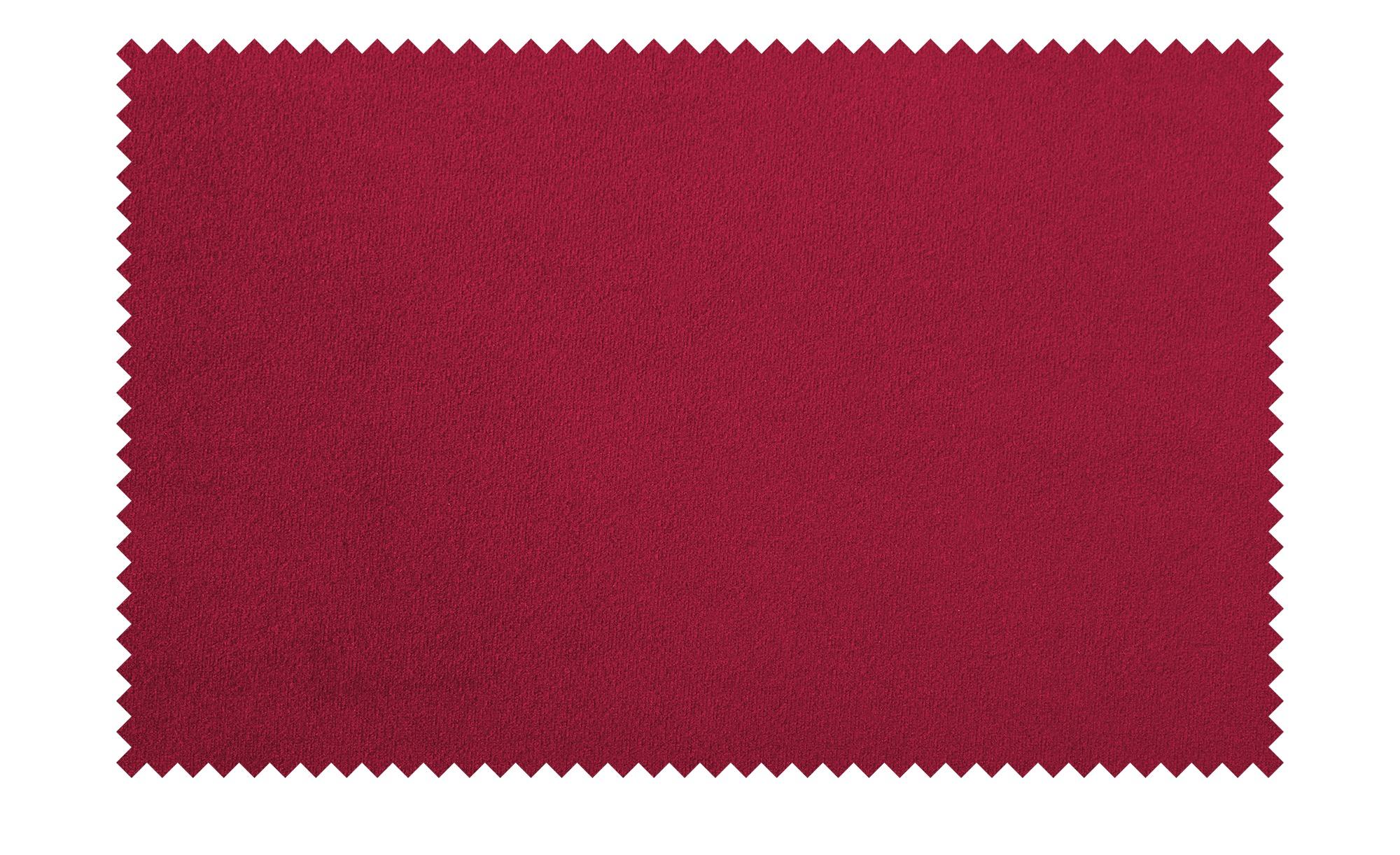 switch Ecksofa  Monte Carlo ¦ rot ¦ Maße (cm): H: 103 Polstermöbel > Sofas > Ecksofas - Höffner