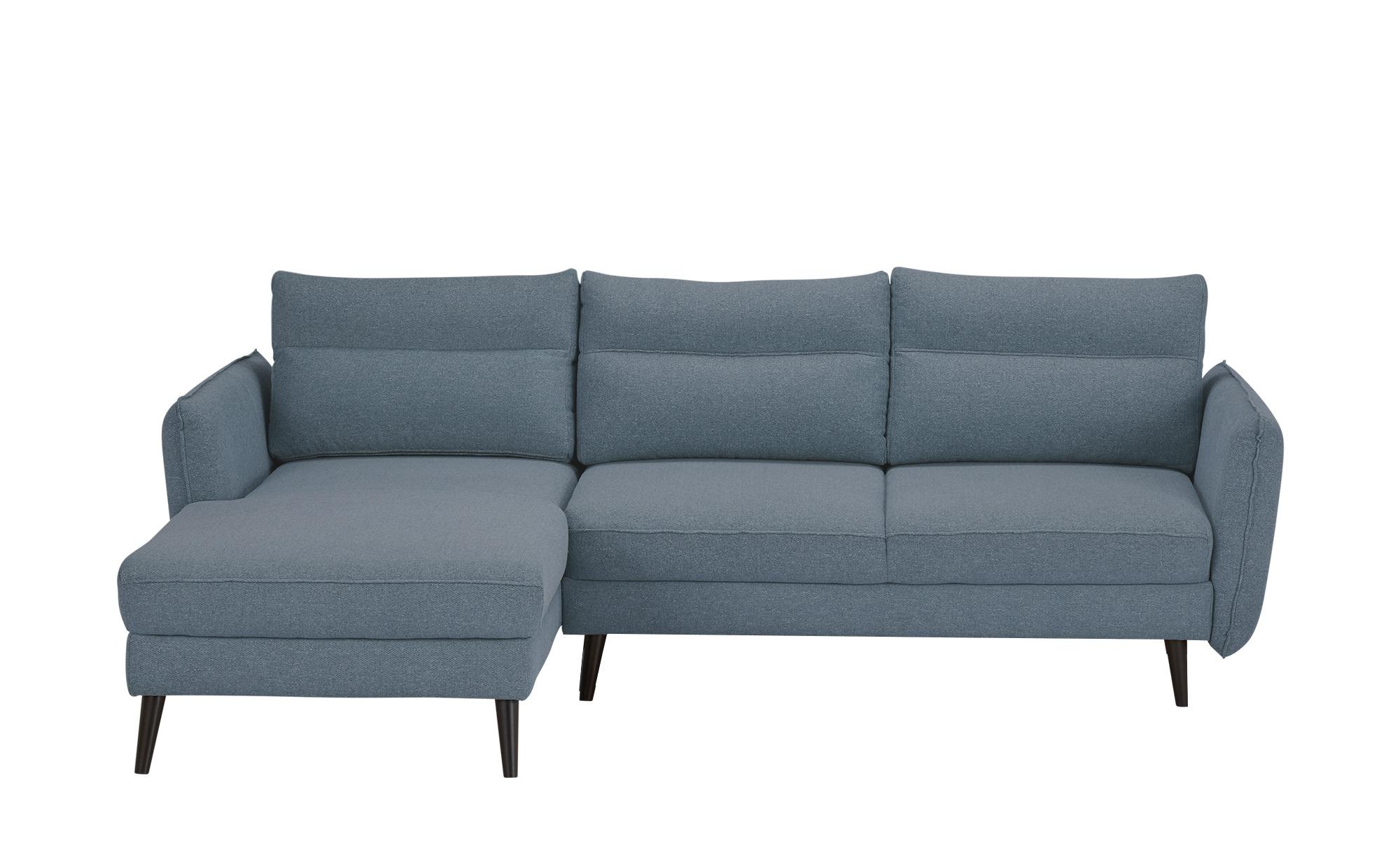 switch Ecksofa  Caramello ¦ blau ¦ Maße (cm): H: 86 Polstermöbel > Sofas > Ecksofas - Höffner