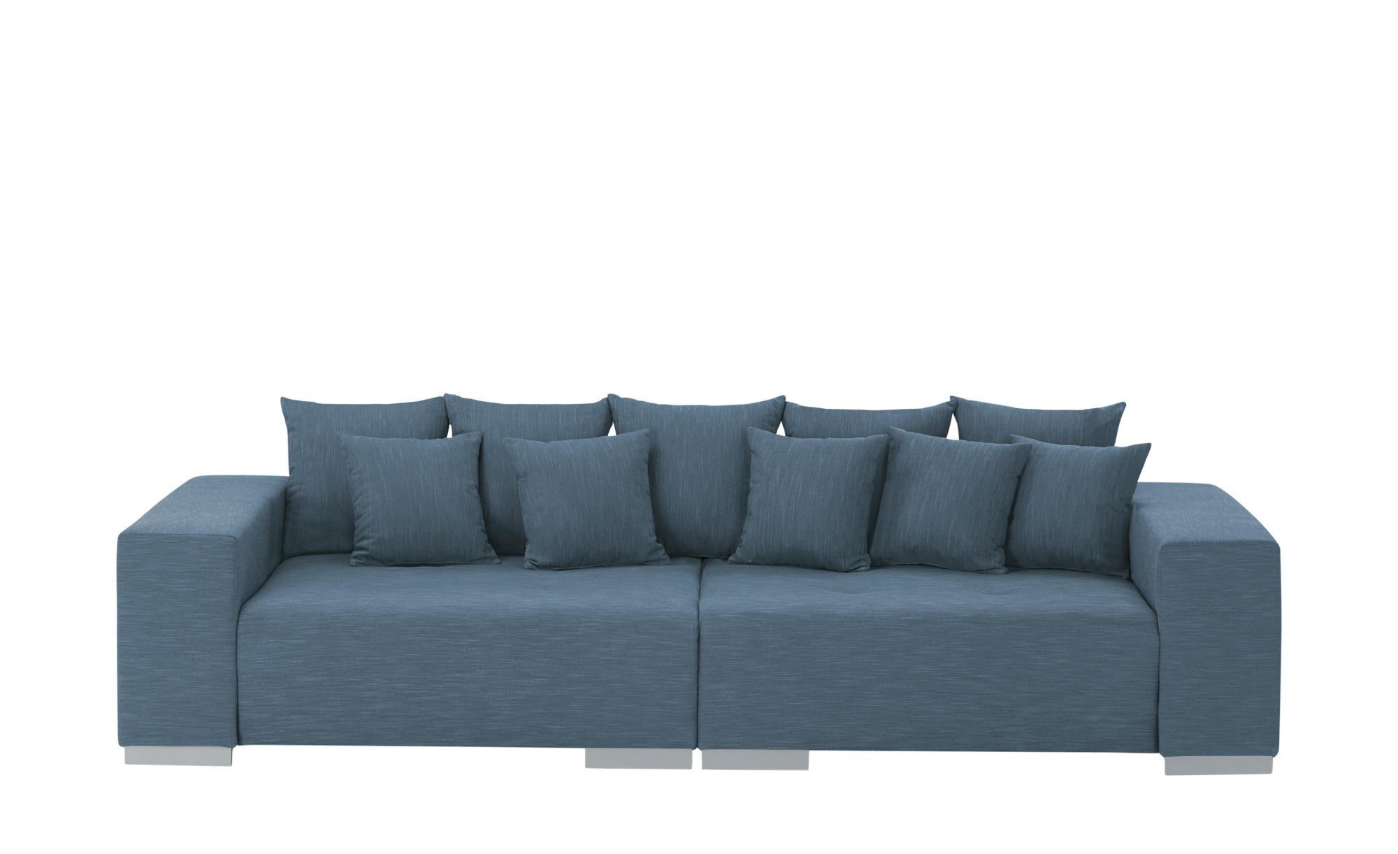 switch Big Sofa  Max ¦ blau ¦ Maße (cm): B: 300 H: 85 T: 136 Polstermöbel > Sofas > Big-Sofas - Höffner