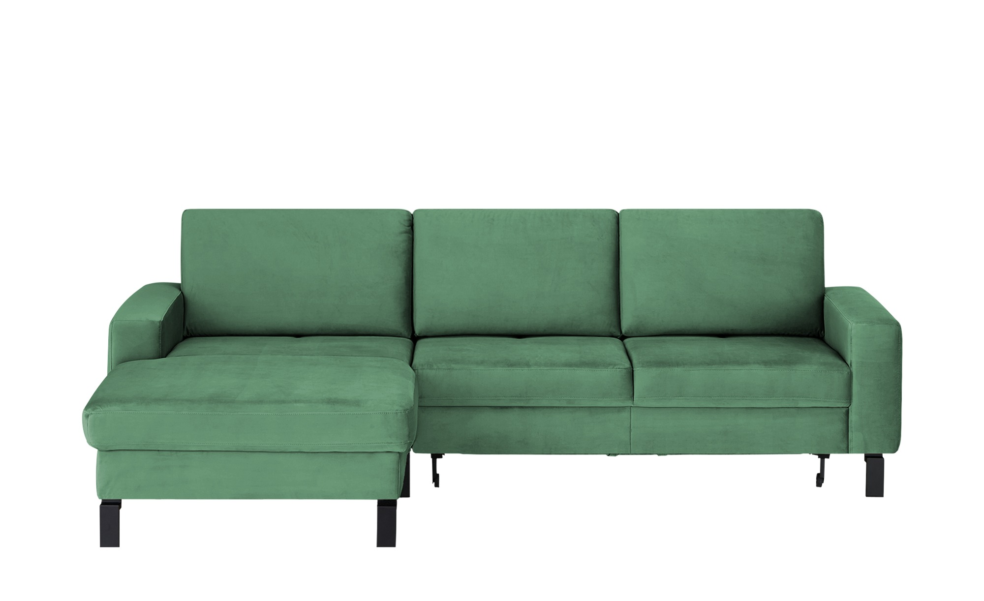 Ecksofa  Coline Move ¦ grün ¦ Maße (cm): H: 85 Polstermöbel > Sofas > Ecksofas - Höffner