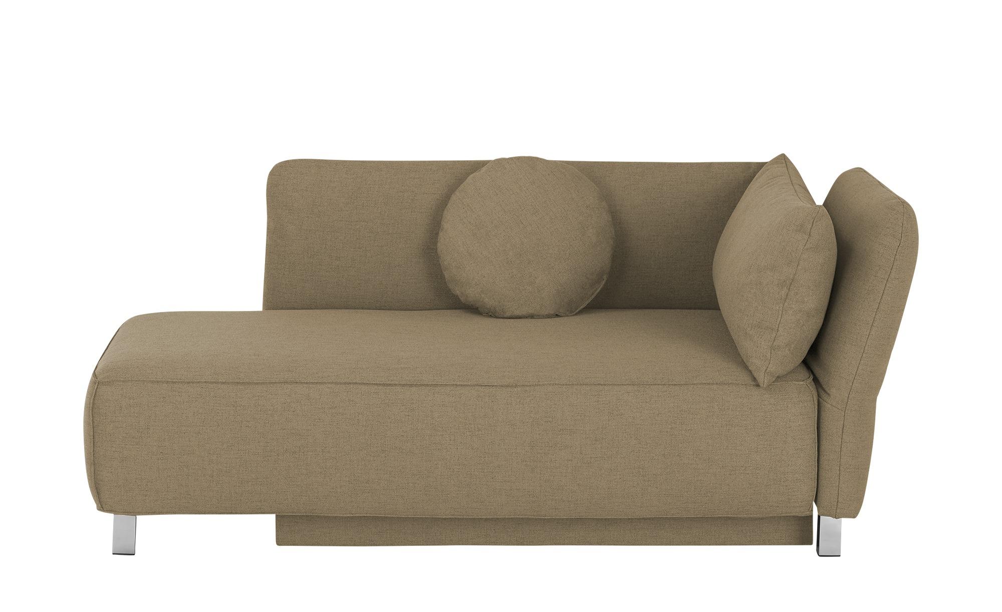 Schlafsofa  Peppa ¦ beige ¦ Maße (cm): B: 170 H: 83 T: 90 Polstermöbel > Sofas > Einzelsofas - Höffner