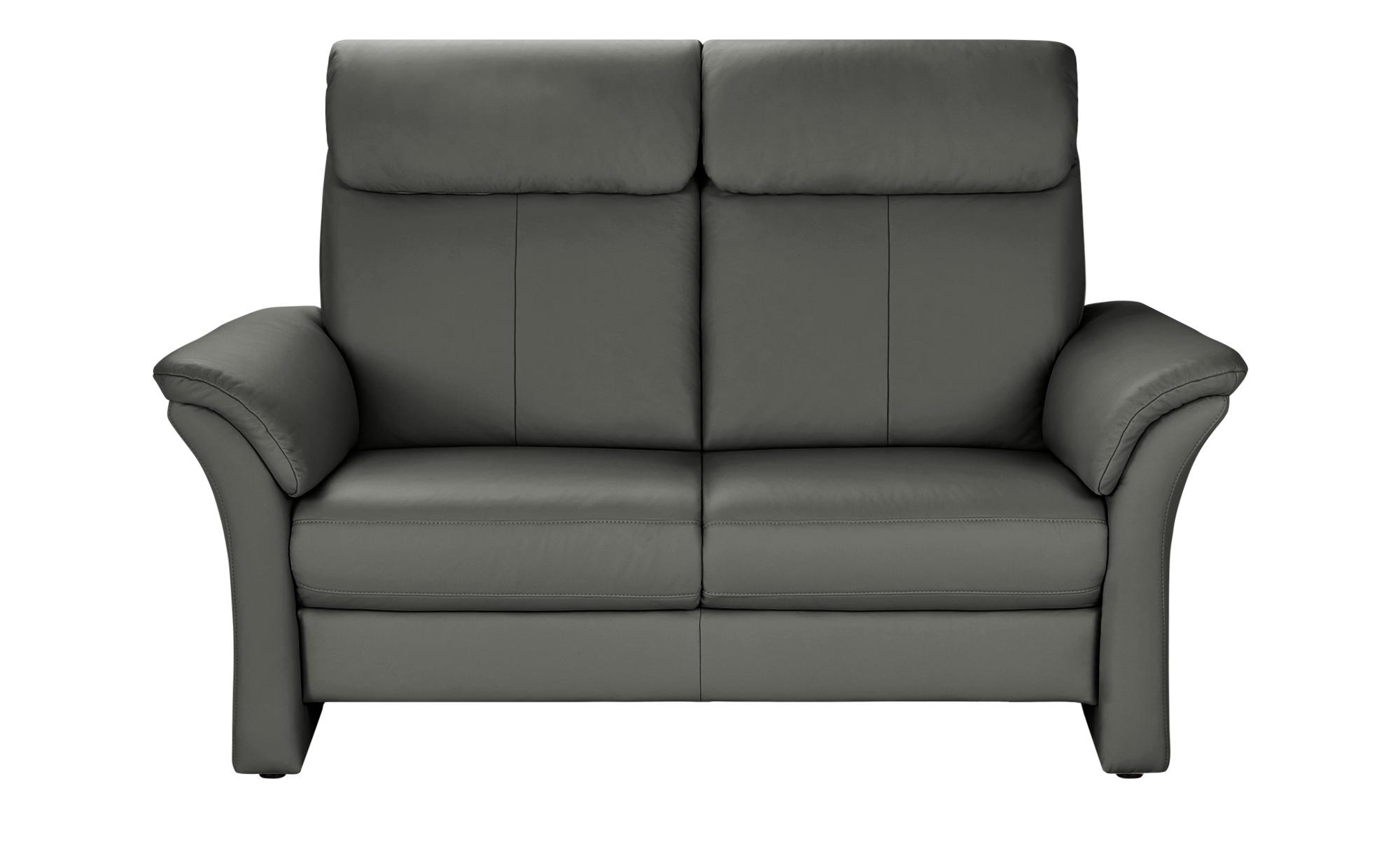 Wohnwert Sofa 2-Sitzer  Lena ¦ grau ¦ Maße (cm): B: 168 H: 107 T: 97 Polstermöbel > Sofas > 2-Sitzer - Höffner