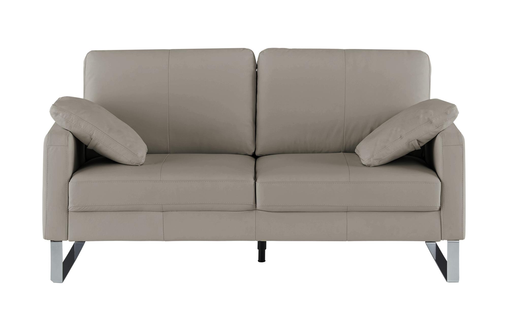 Einzelsofa  Rajaa ¦ grau ¦ Maße (cm): B: 174 H: 90 T: 93 Polstermöbel > Sofas > 2-Sitzer - Höffner
