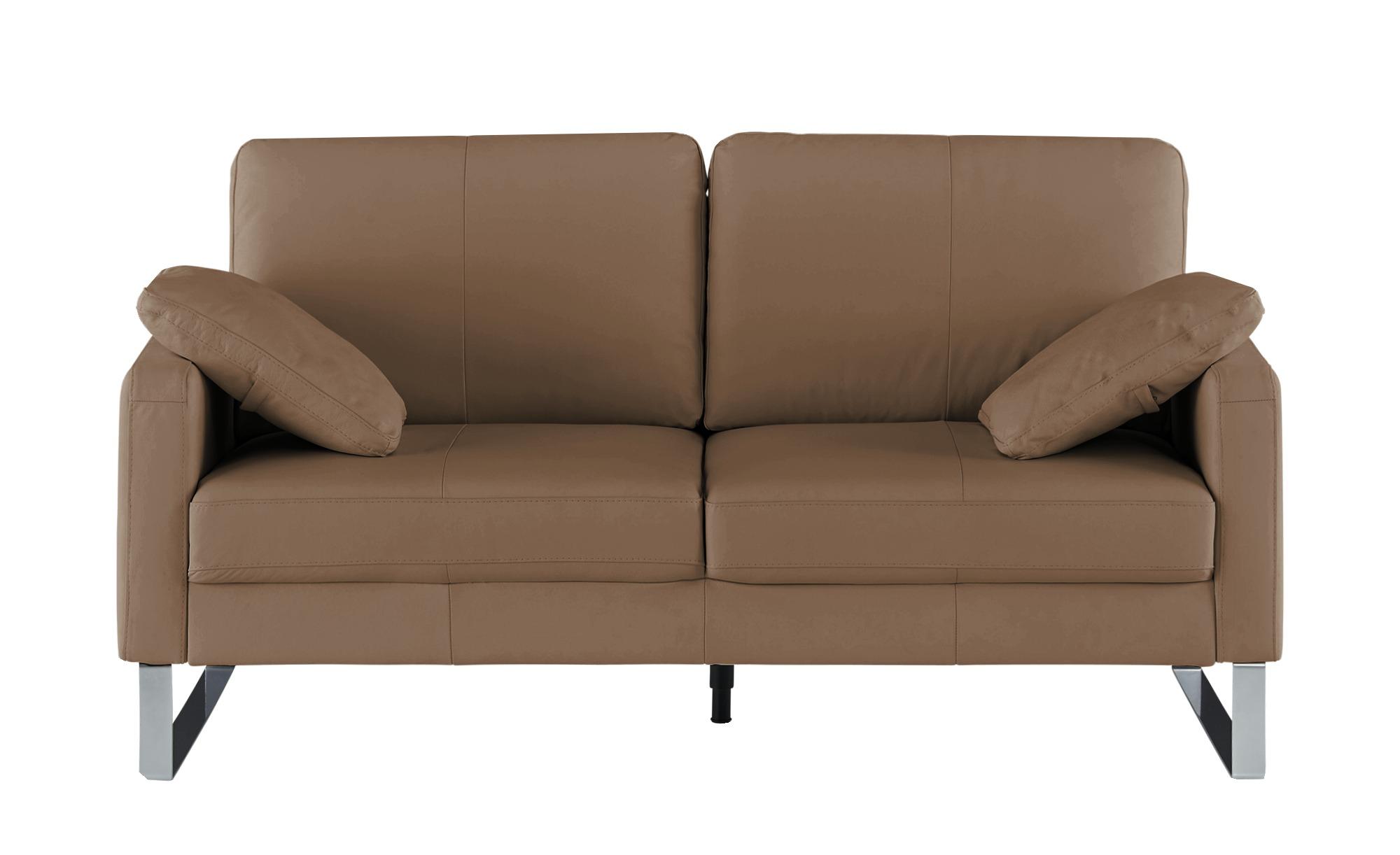 Einzelsofa  Rajaa ¦ braun ¦ Maße (cm): B: 174 H: 90 T: 93 Polstermöbel > Sofas > 2-Sitzer - Höffner