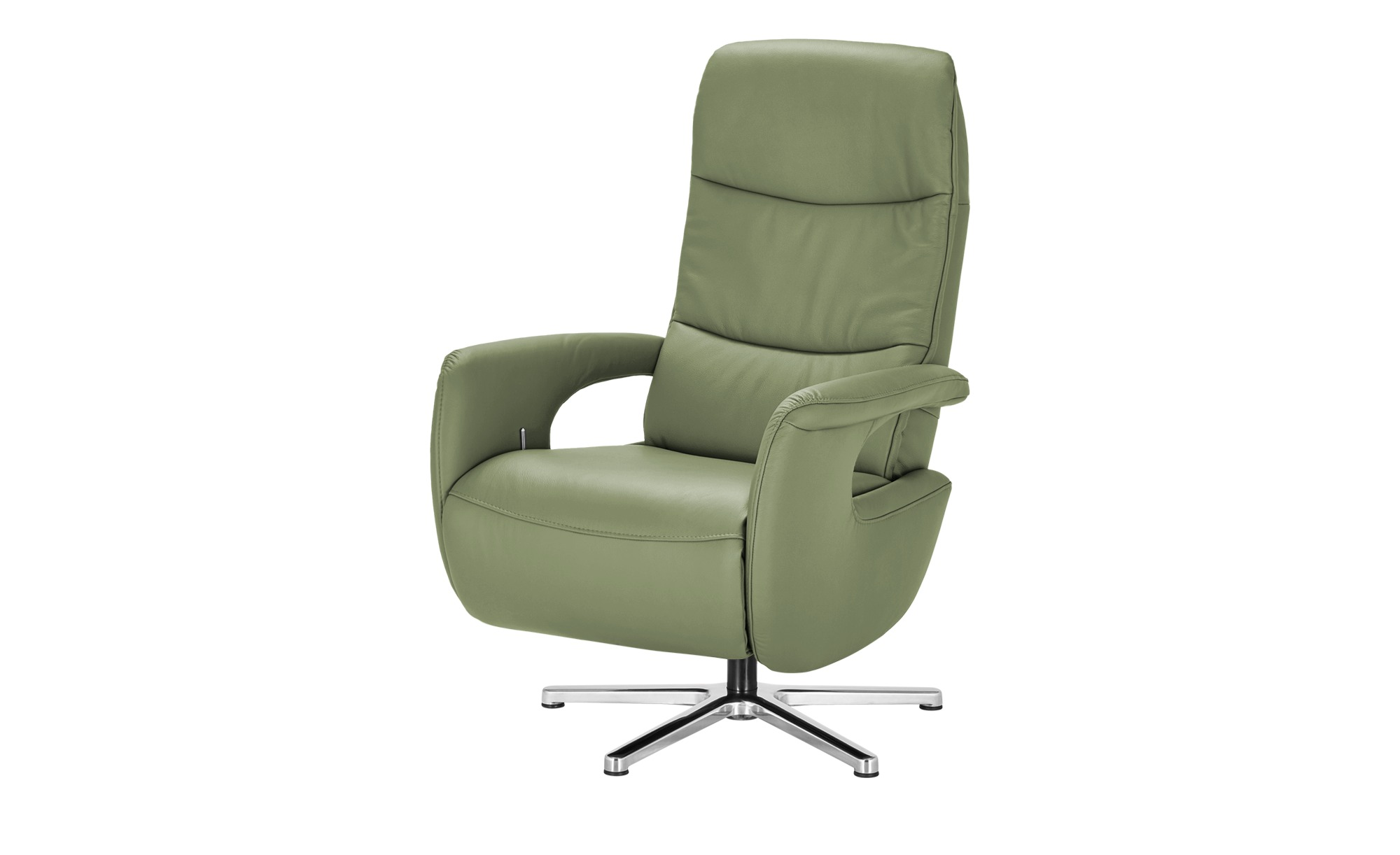 Hukla Relaxsessel  Enno ¦ grün ¦ Maße (cm): B: 72 H: 110 T: 85 Polstermöbel > Sessel > Fernsehsessel - Höffner