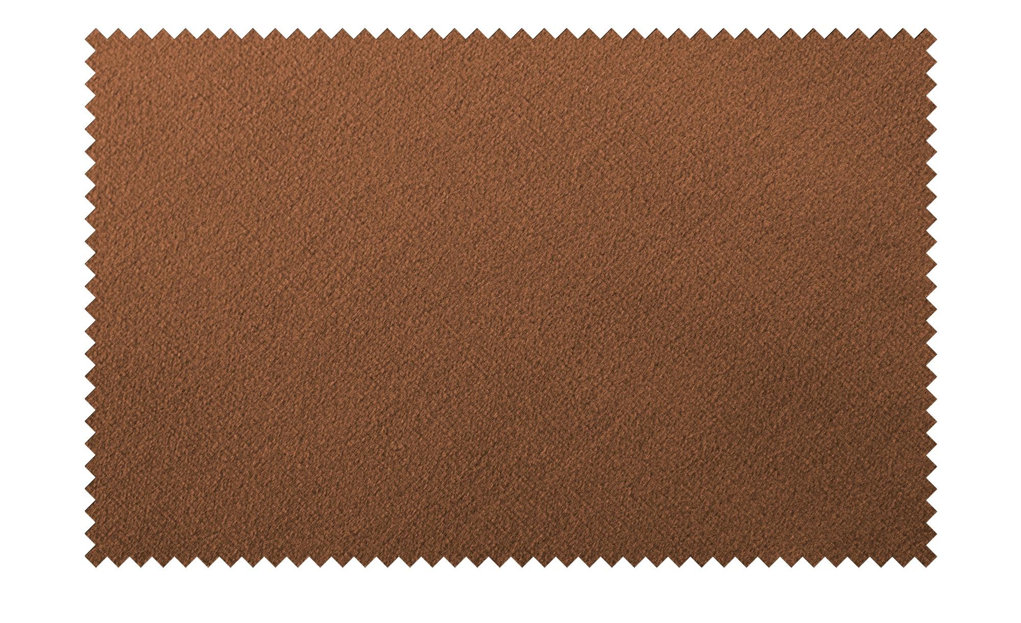 pop Sofa  Caldara ¦ braun ¦ Maße (cm): B: 175 H: 94 T: 95 Polstermöbel > Sofas > 2-Sitzer - Höffner