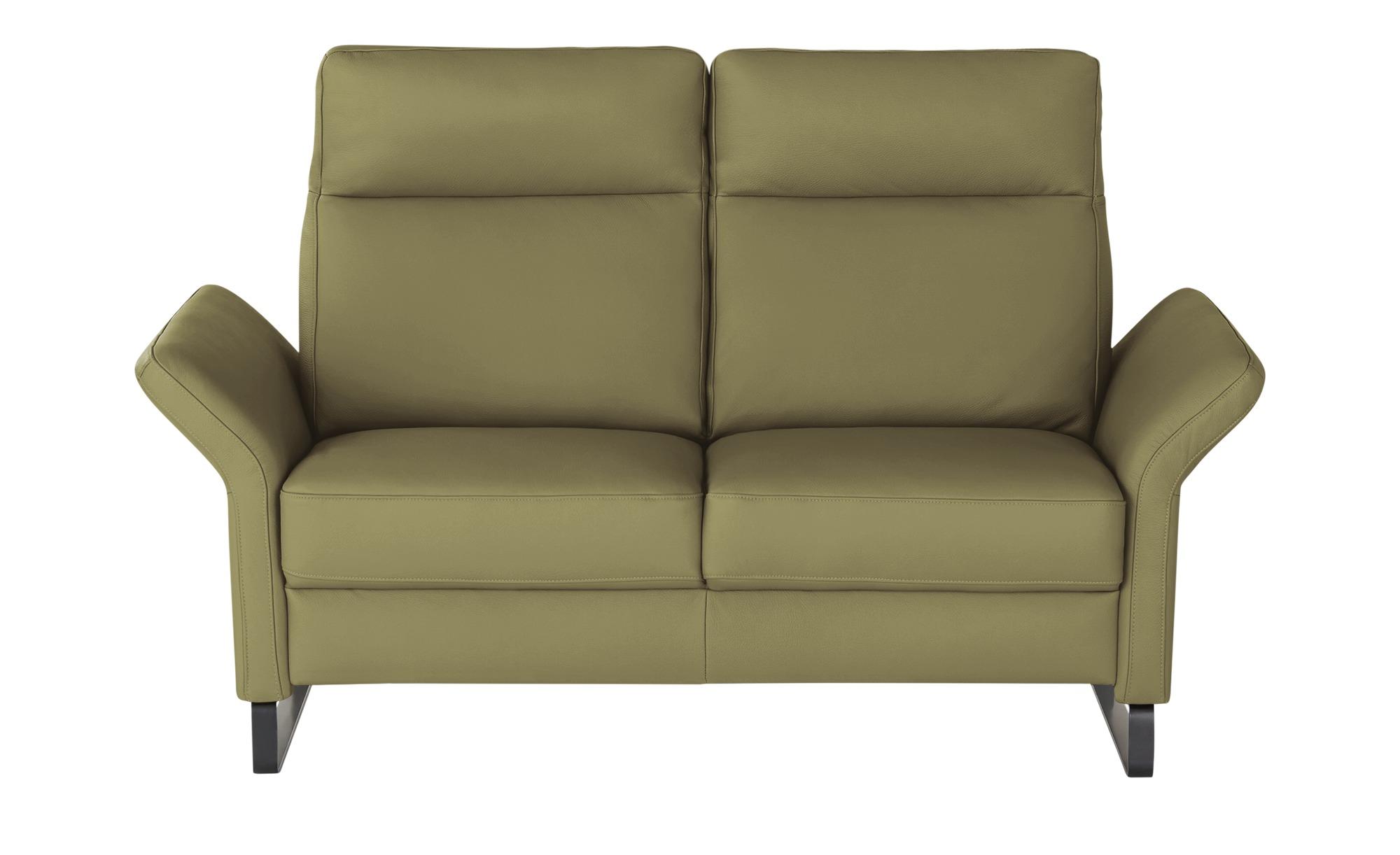Wohnwert Einzelsofa  Anja ¦ grün ¦ Maße (cm): B: 166 H: 100 T: 90 Polstermöbel > Sofas > Einzelsofas - Höffner