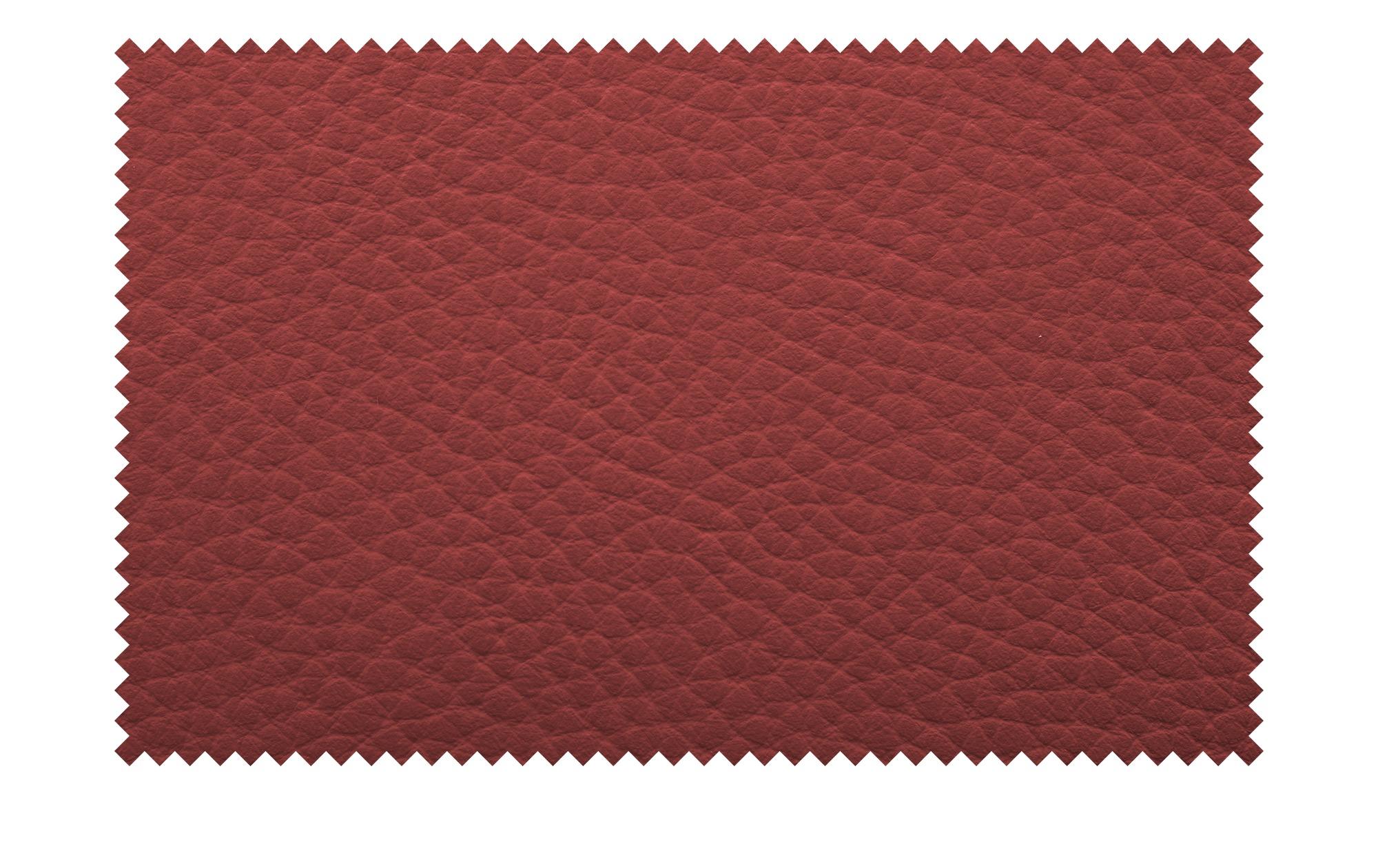 Wohnwert Einzelsofa  Anja ¦ rot ¦ Maße (cm): B: 166 H: 100 T: 90 Polstermöbel > Sofas > Einzelsofas - Höffner