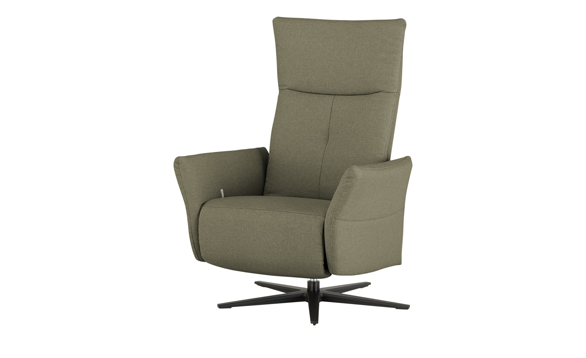 Wohnwert Funktionssessel  Katja ¦ grün ¦ Maße (cm): B: 79 H: 110 T: 80 Polstermöbel > Sessel > Drehsessel - Höffner