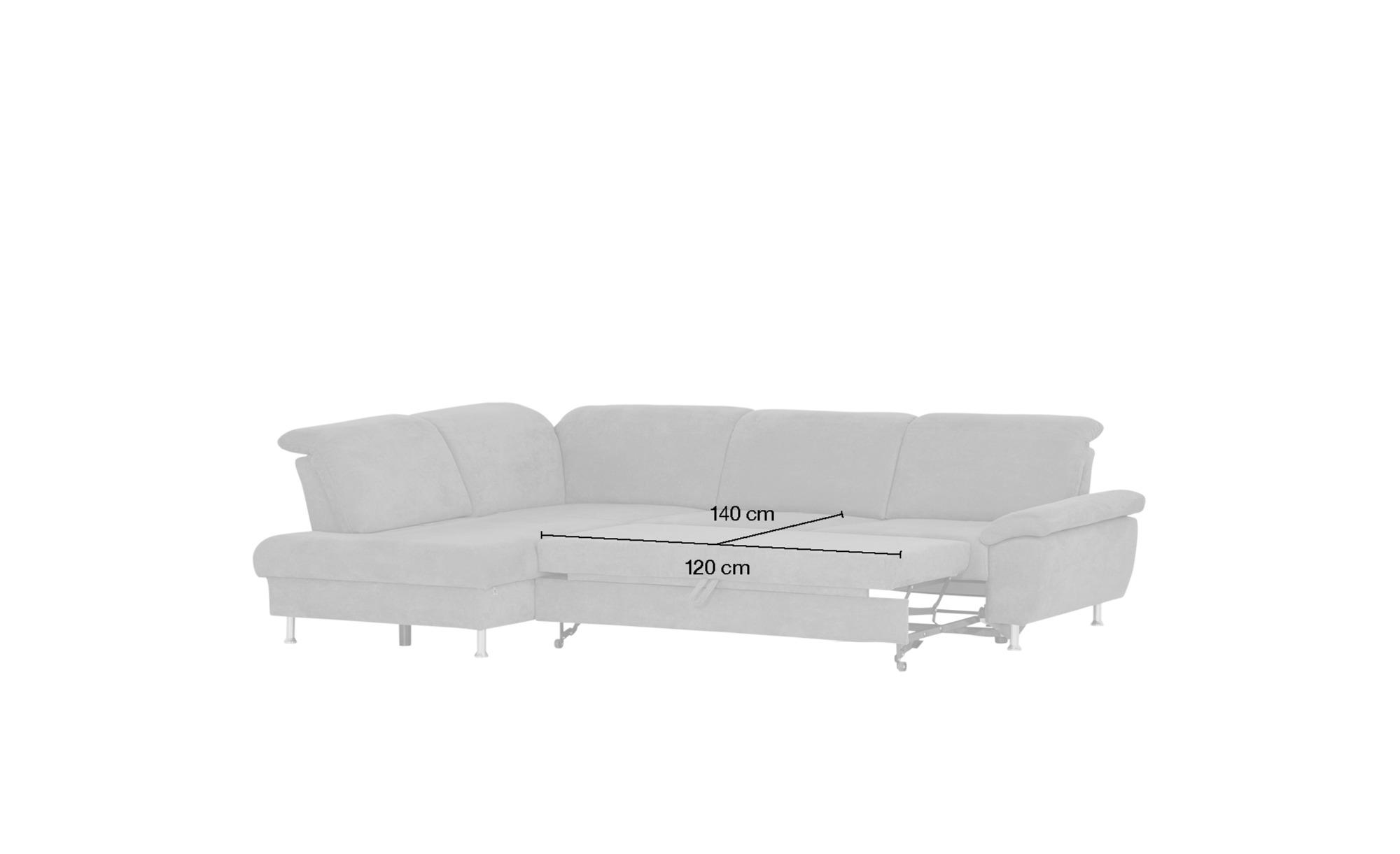 Diva Ecksofa  Diva Lounge ¦ grau Polstermöbel > Sofas > Ecksofas - Höffner