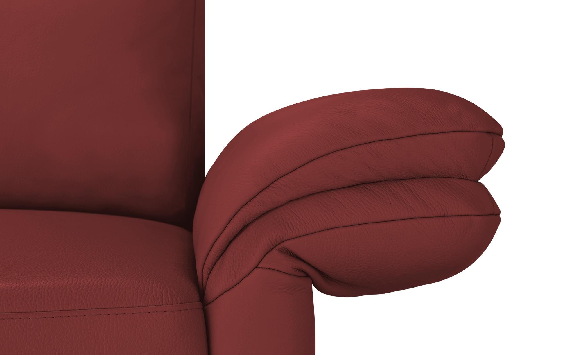 Max Schelling Einzelsofa  Maximum ¦ rot ¦ Maße (cm): B: 194 H: 86 T: 97 Polstermöbel > Sofas > 2-Sitzer - Höffner