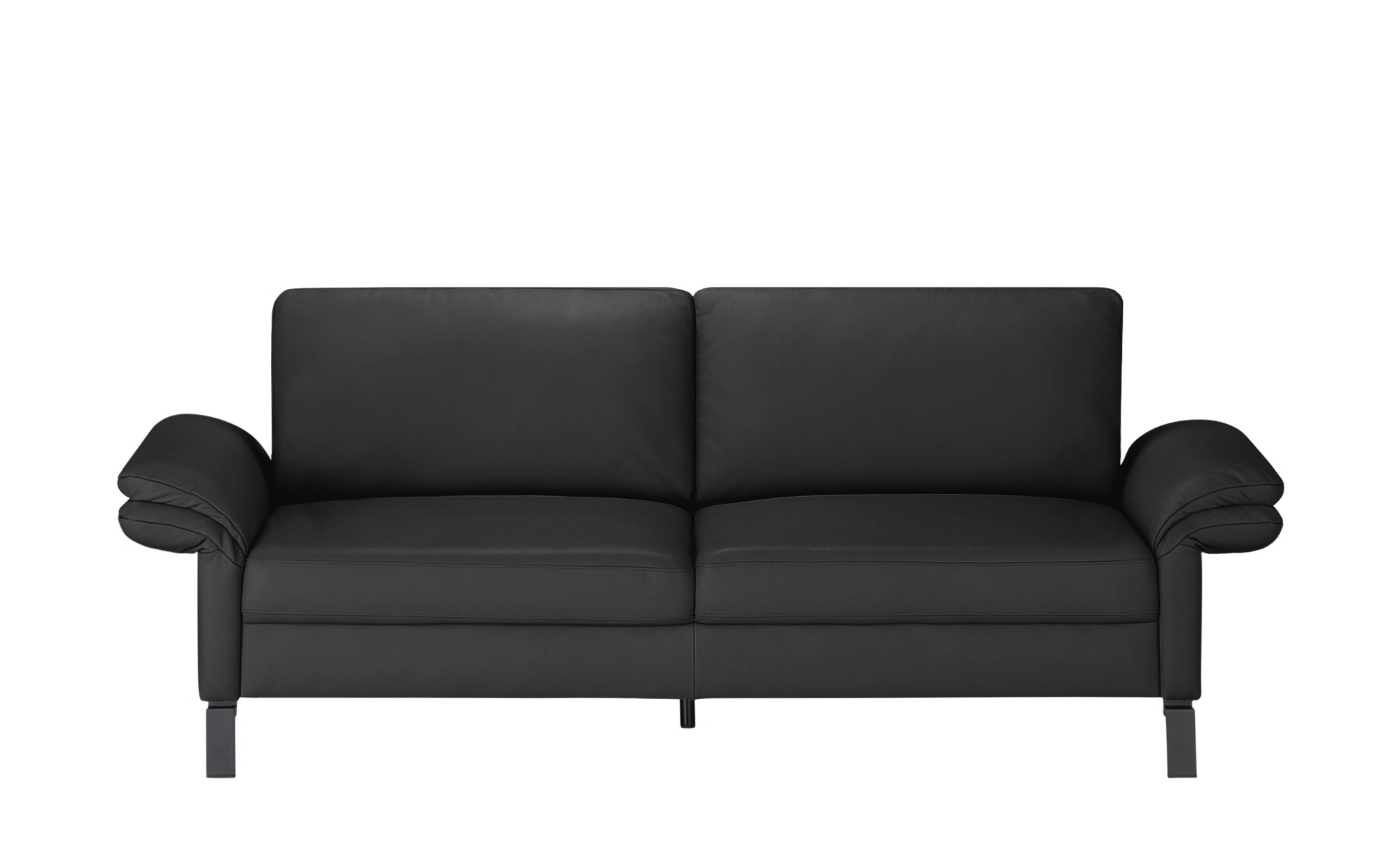 Max Schelling Einzelsofa  Maximum ¦ schwarz ¦ Maße (cm): B: 194 H: 86 T: 97 Polstermöbel > Sofas > 2-Sitzer - Höffner