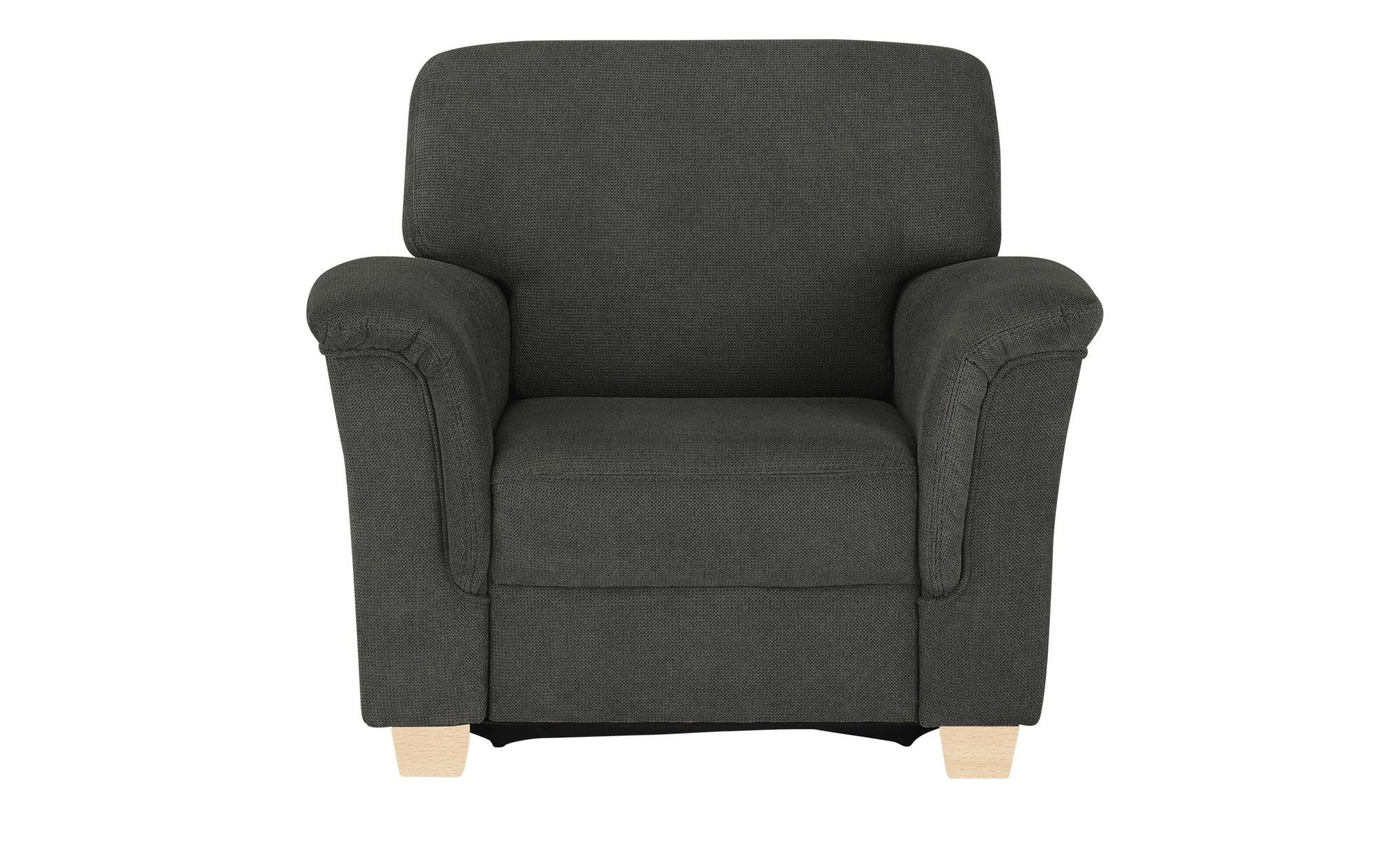 smart Sessel  Valencia ¦ grau ¦ Maße (cm): B: 100 H: 90 T: 93 Polstermöbel > Sessel > Polstersessel - Höffner