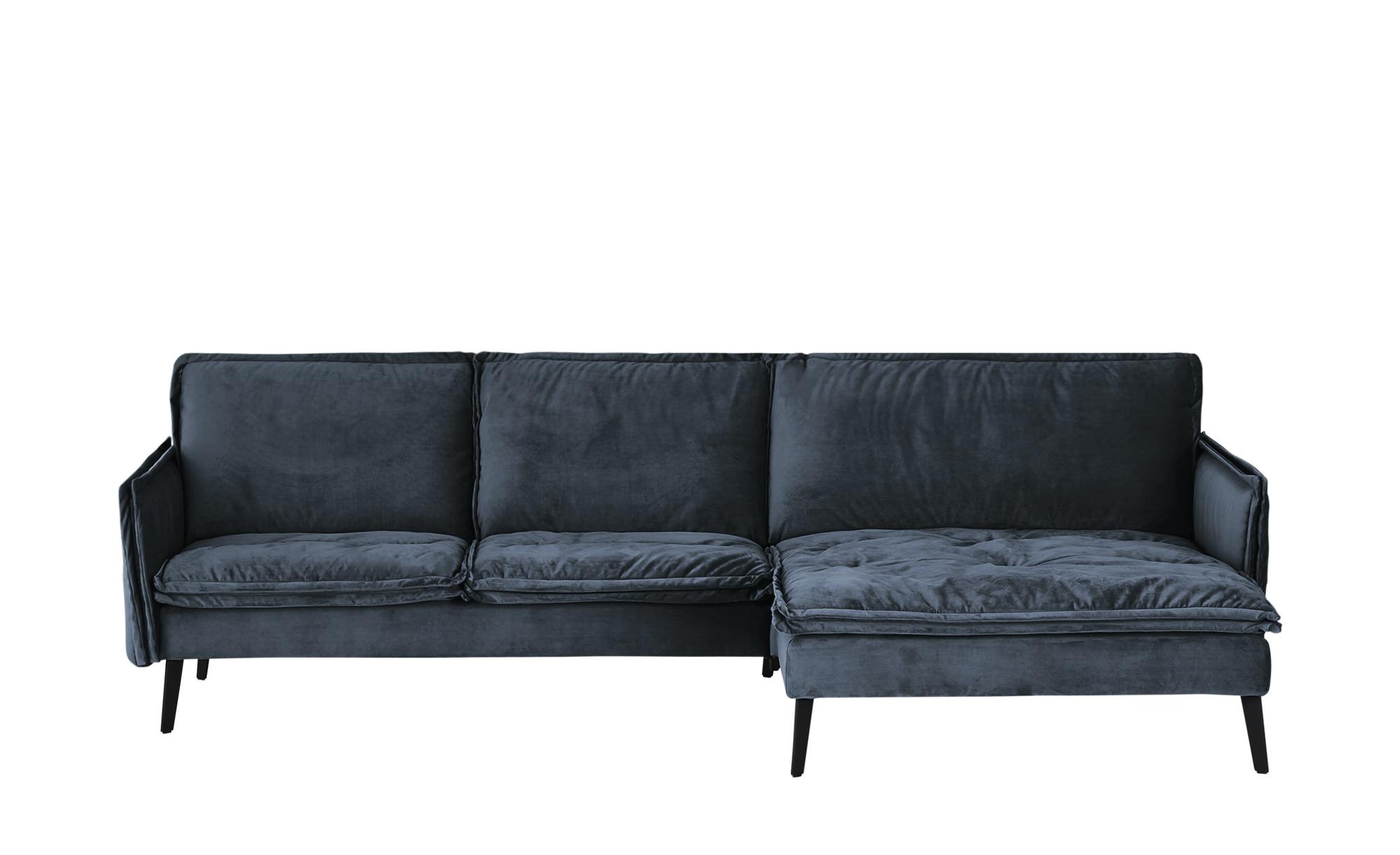 Musterring Ecksofa  Rahel ¦ blau ¦ Maße (cm): H: 94 Polstermöbel > Sofas > Ecksofas - Höffner