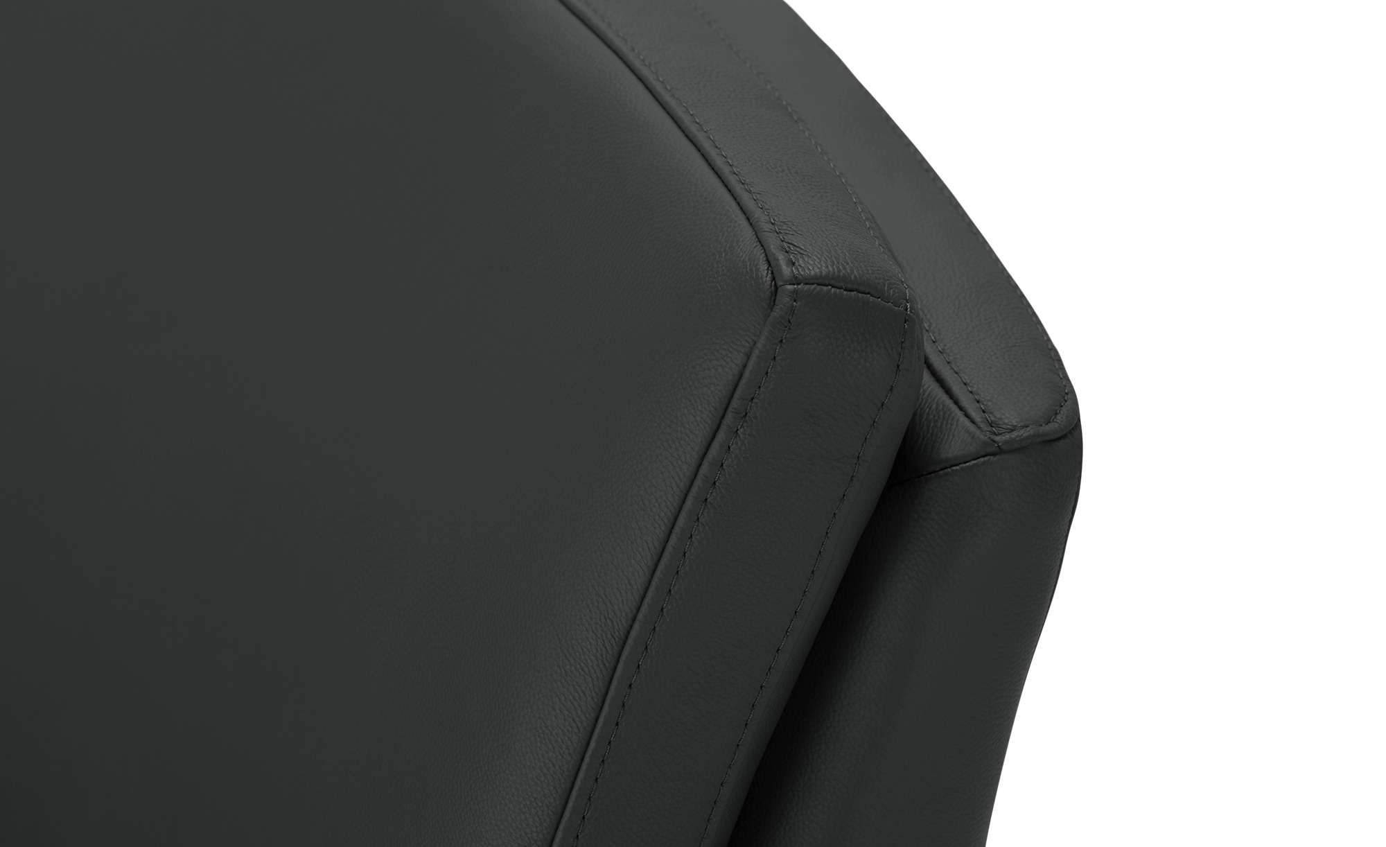 Wohnwert Sessel  Alexa ¦ schwarz ¦ Maße (cm): B: 84 H: 87 T: 84 Polstermöbel > Sessel > Ledersessel - Höffner