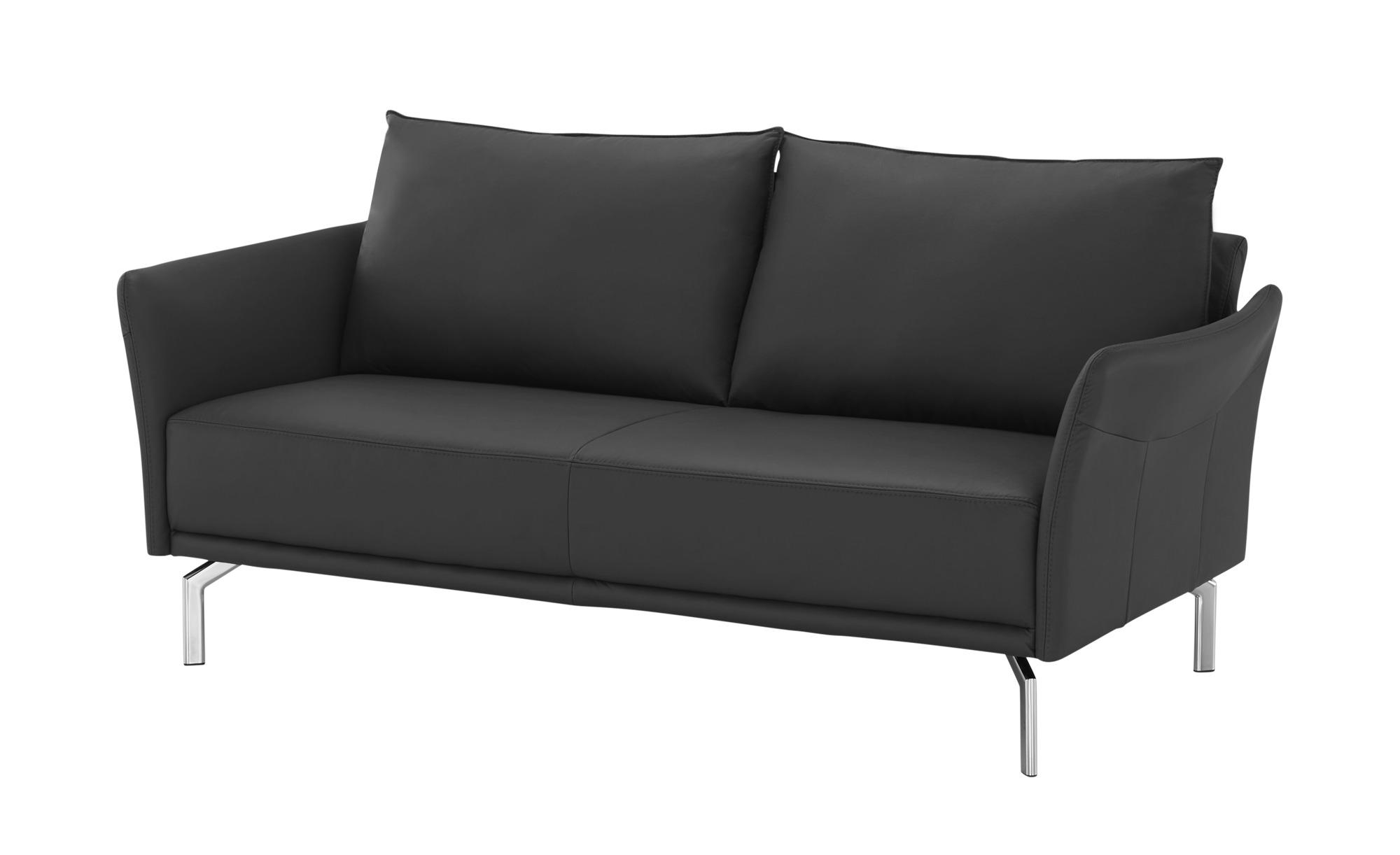 SOHO Sofa  Yamila ¦ schwarz ¦ Maße (cm): B: 192 H: 90 T: 89 Polstermöbel > Sofas > 3-Sitzer - Höffner