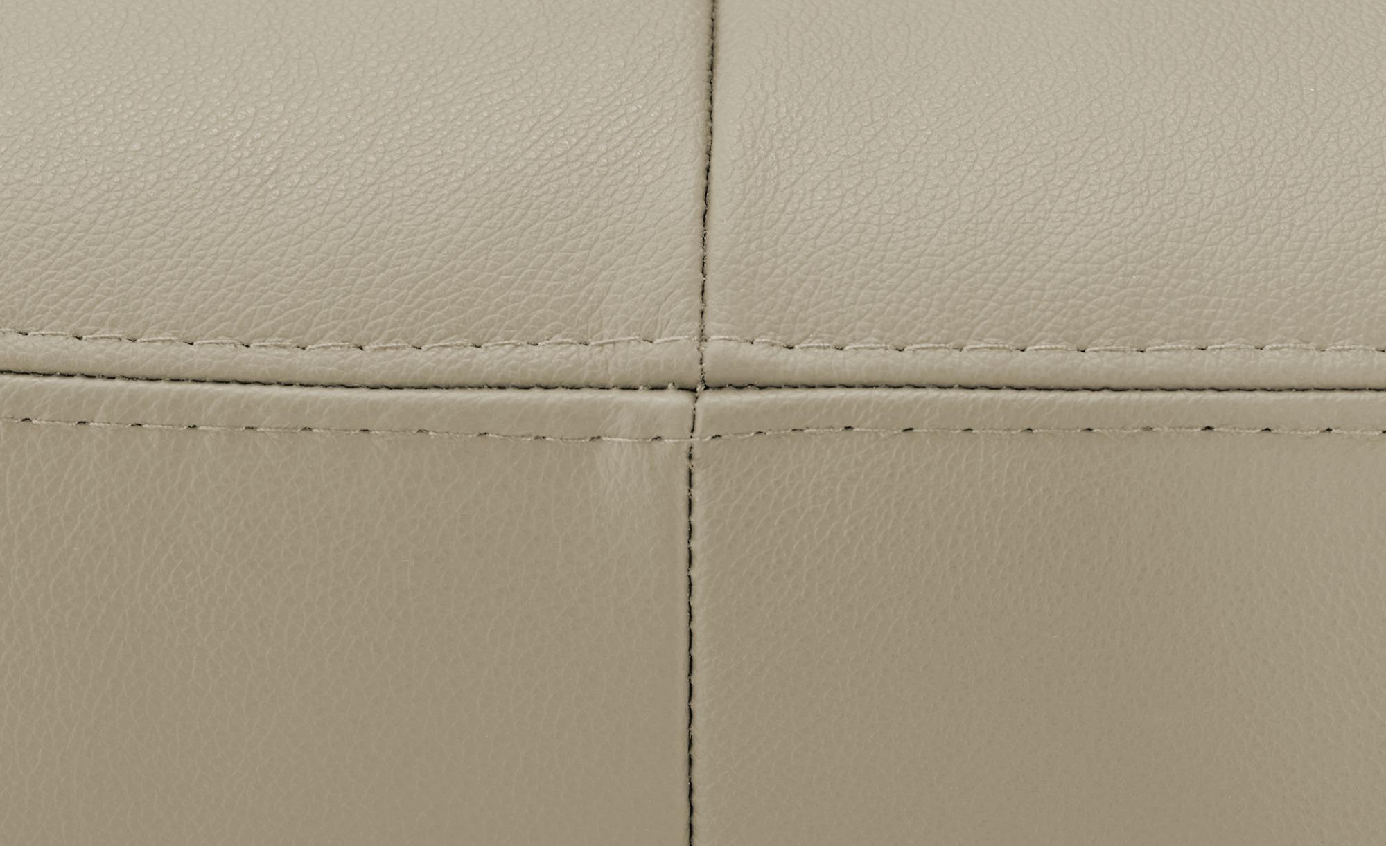SOHO Sofa  Yamila ¦ beige ¦ Maße (cm): B: 192 H: 90 T: 89 Polstermöbel > Sofas > 3-Sitzer - Höffner