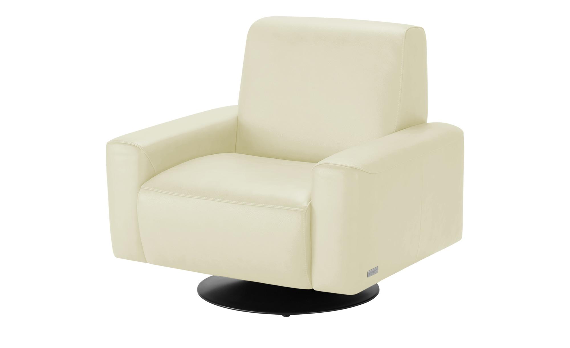 Wohnwert Drehsessel  Lisa ¦ creme ¦ Maße (cm): B: 94 H: 88 T: 90 Polstermöbel > Sessel > Drehsessel - Höffner